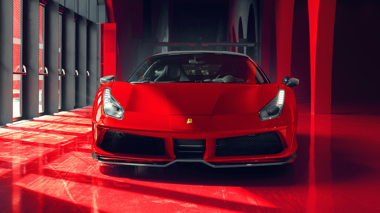 2018 Best Car Wallpapers: 2018 Pogea Racing FPlus Corsa Ferrari 488 GTB Wallpaper