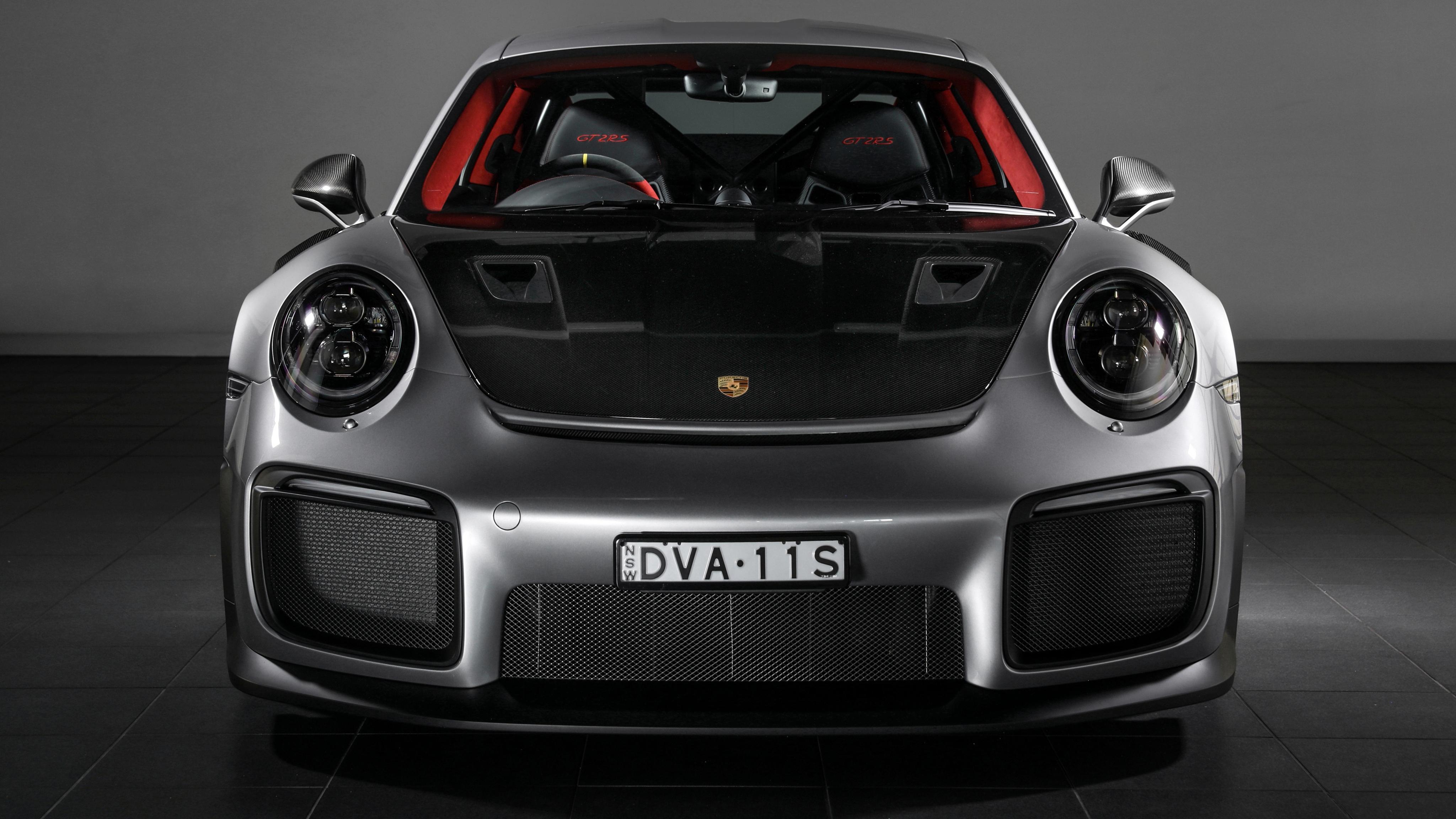 2018 Porsche 911 Gt2 Rs 4k 3 Wallpaper Hd Car Wallpapers Id 10097