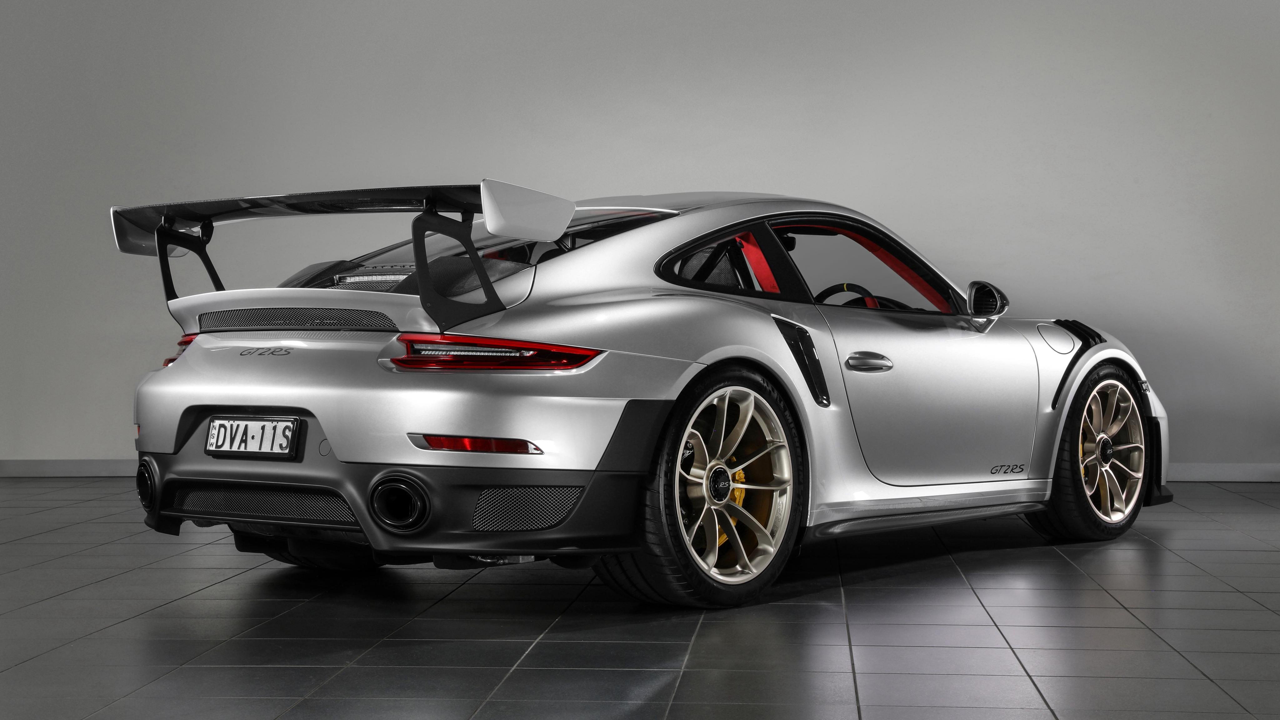 4k Porche Carrera Gt Wallpaper: 2018 Porsche 911 GT2 RS 4K 4 Wallpaper