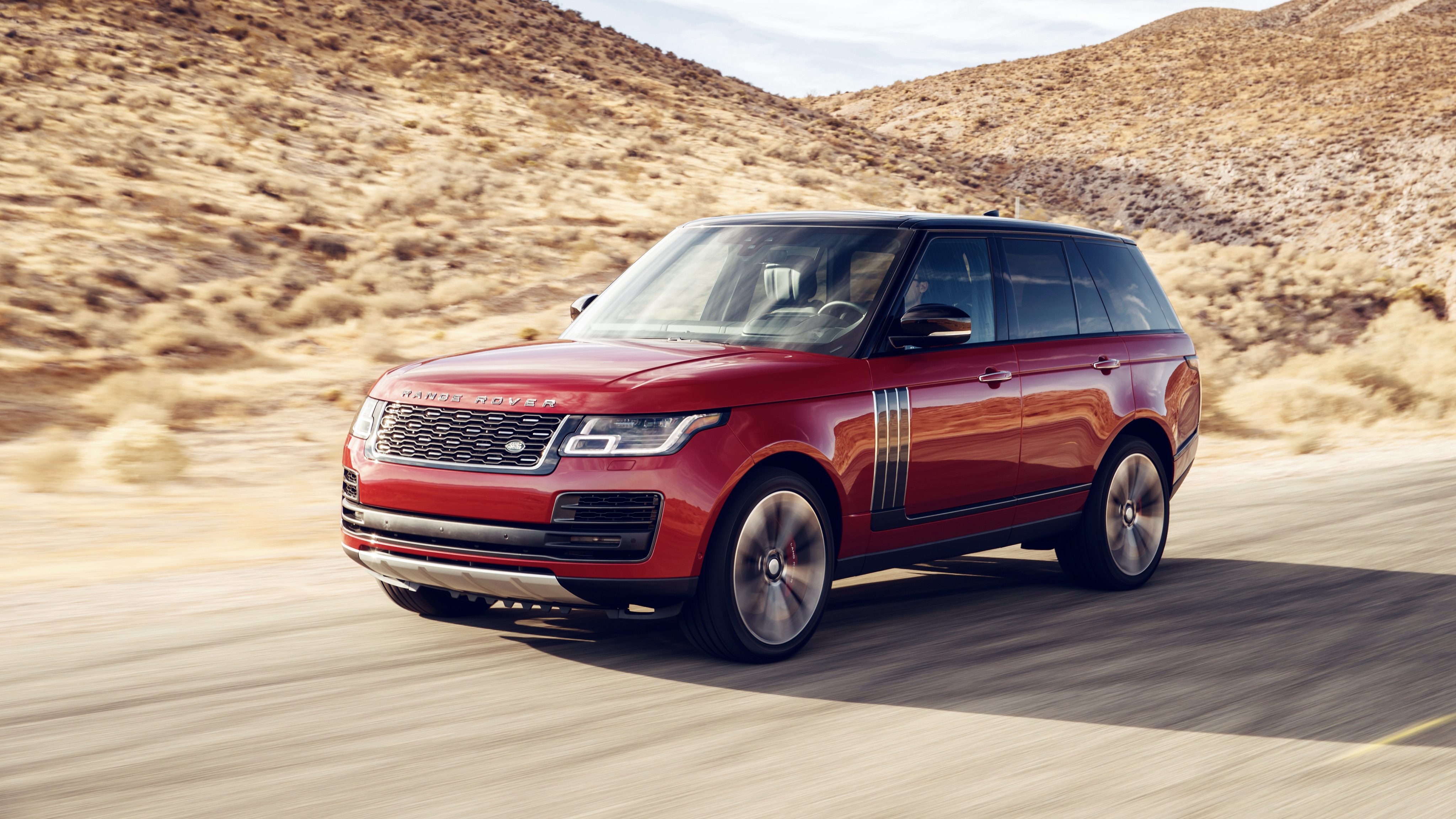 2018 range rover svautobiography dynamic 4k wallpaper hd car wallpapers id 9162. Black Bedroom Furniture Sets. Home Design Ideas