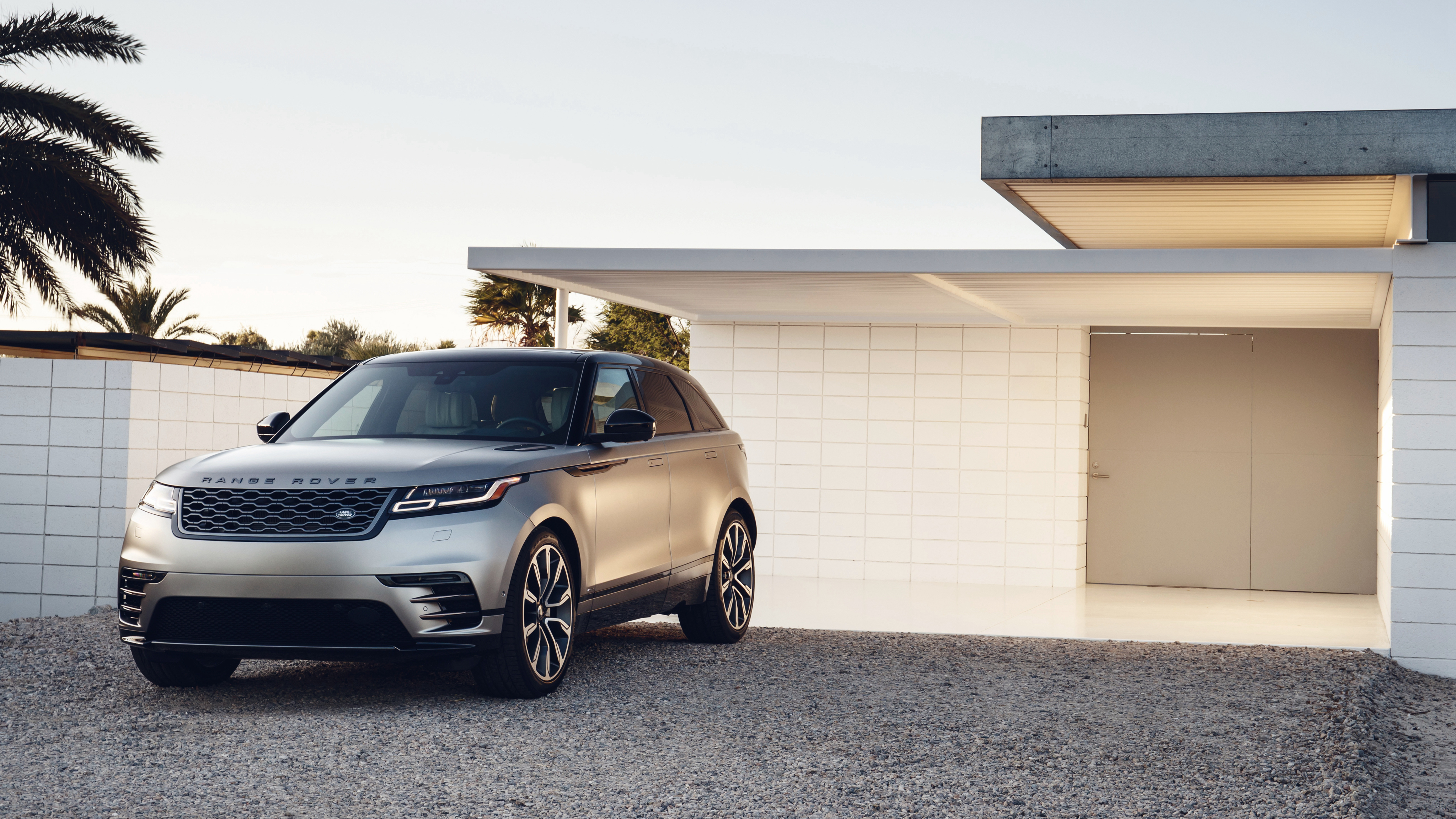 2018 Range Rover Velar R Dynamic P380 Hse Wallpaper Hd Car