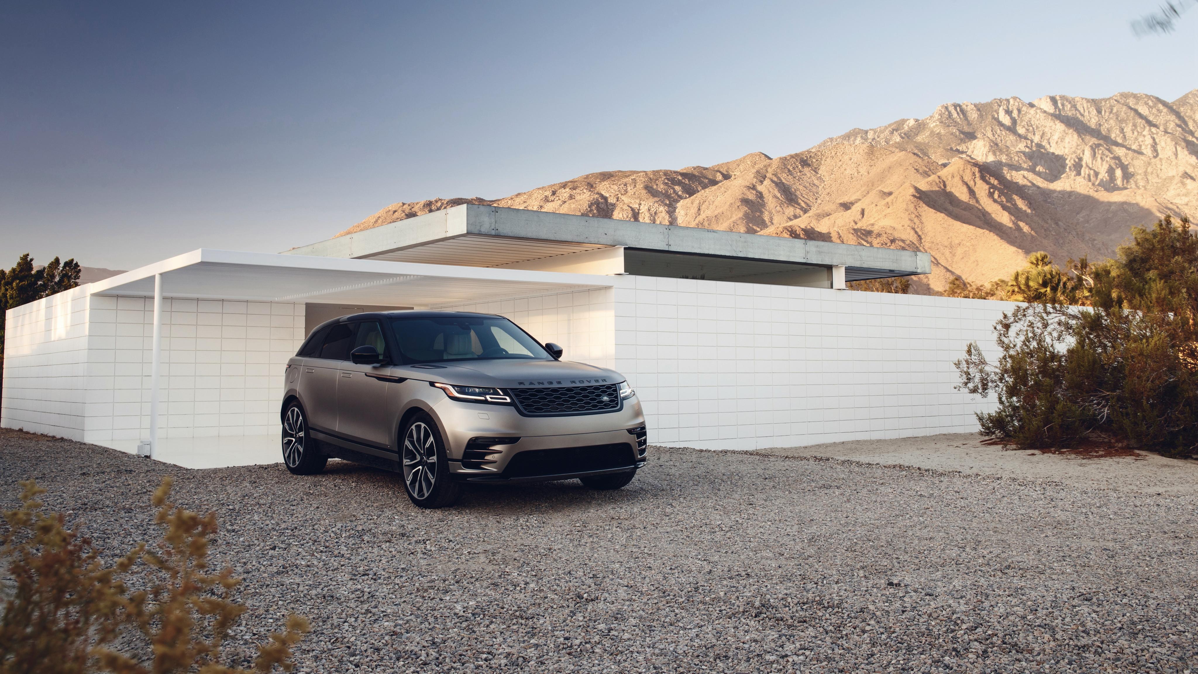 2018 Range Rover Velar R Dynamic P380 Hse 4k Wallpaper