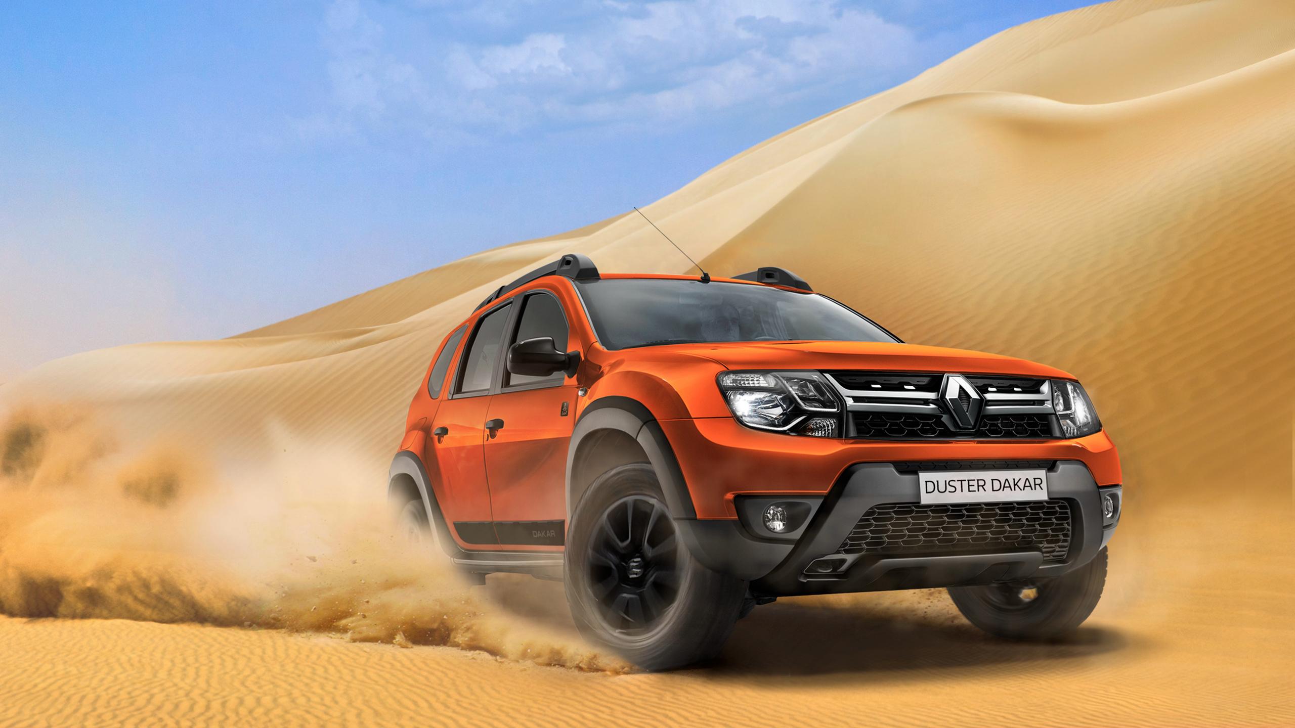 2018 Renault Duster Dakar Wallpaper Hd Car Wallpapers Id 10225