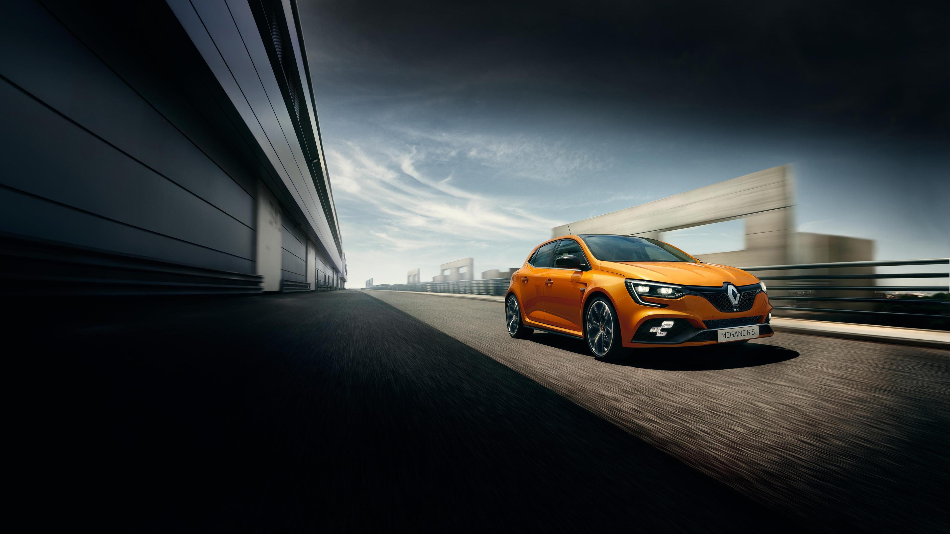 2018 Renault Megane Rs 4k Wallpaper Hd Car Wallpapers Id 8493