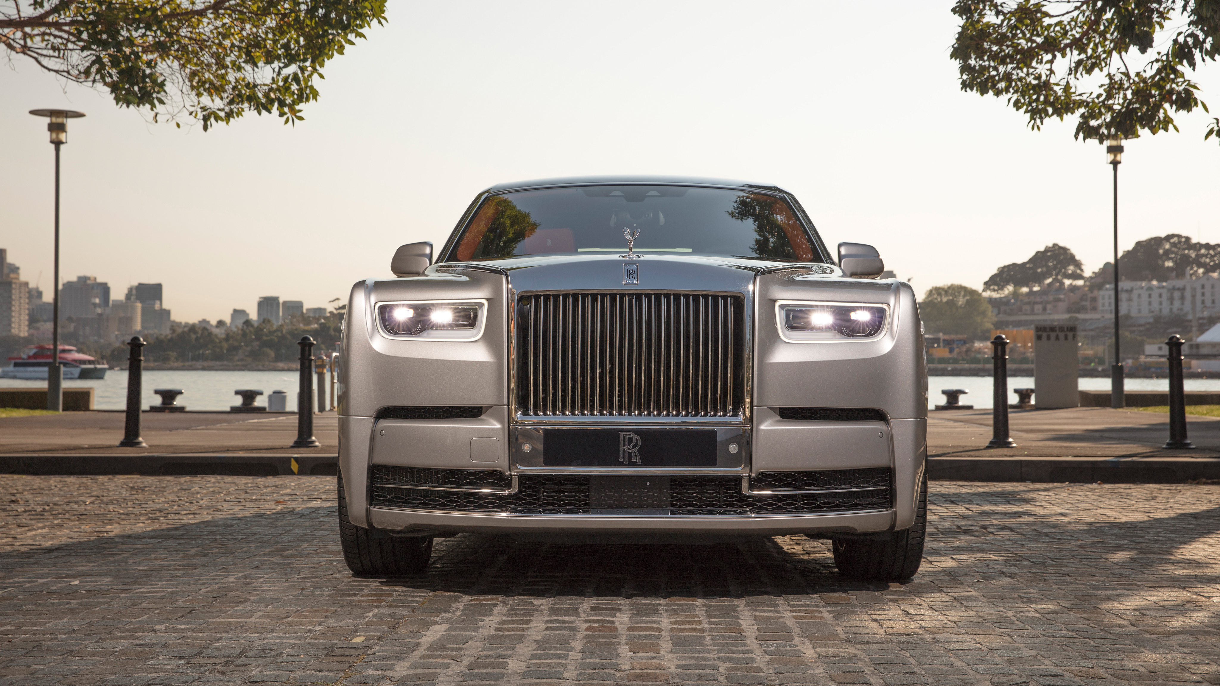 2018 Rolls Royce Phantom 4K Wallpaper | HD Car Wallpapers ...