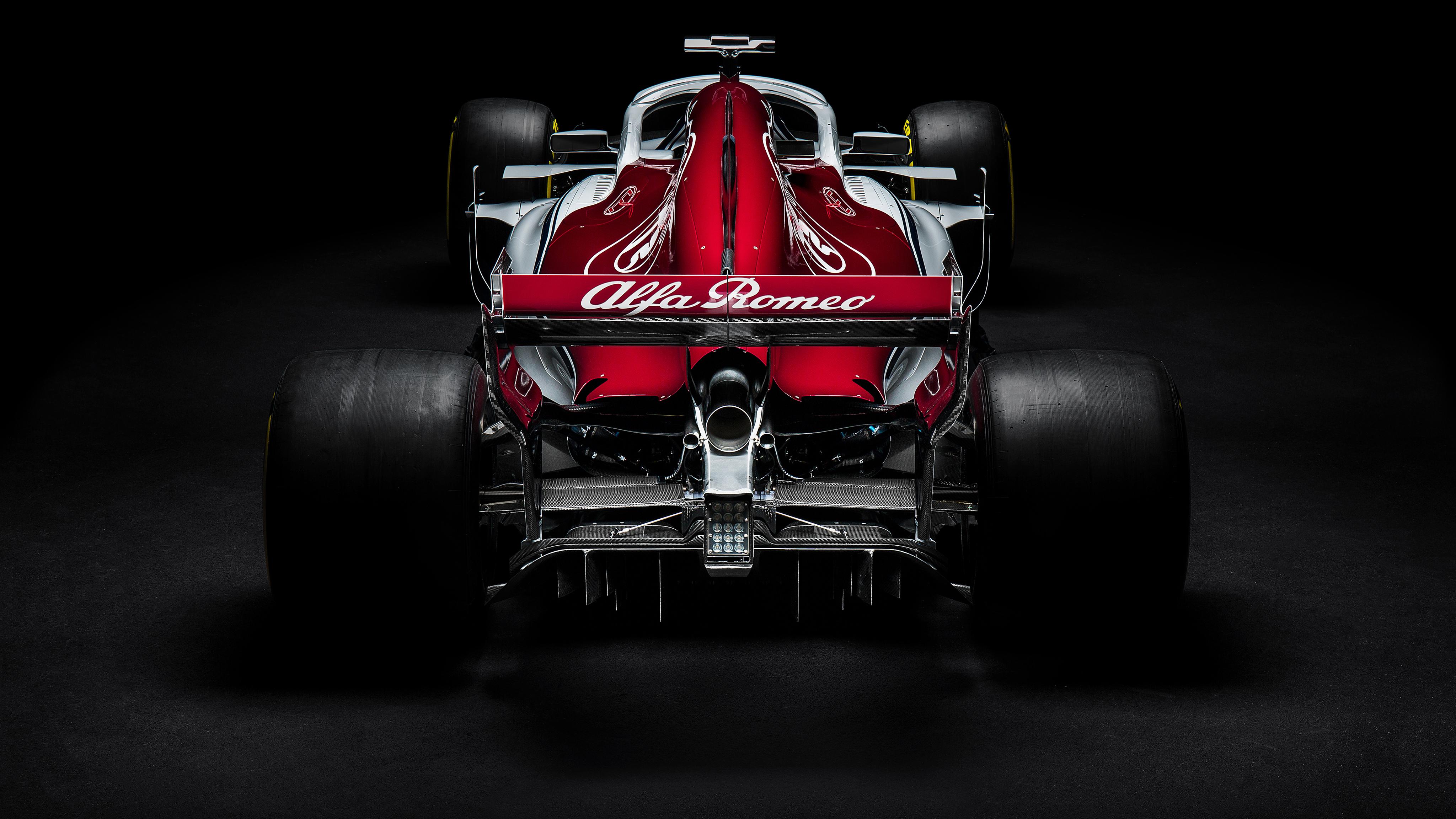 2018 Sauber C37 F1 Formula 1 Car 4K Wallpaper | HD Car ...