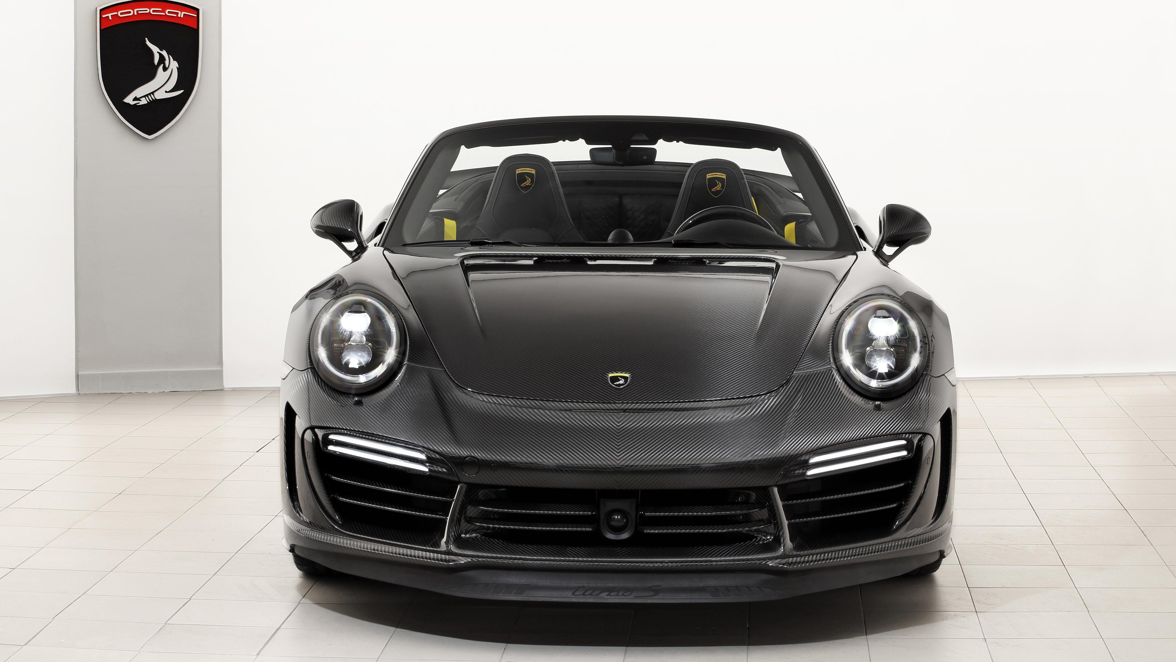 2018 TopCar Porsche 911 Turbo Stinger GTR Cabriolet Carbon