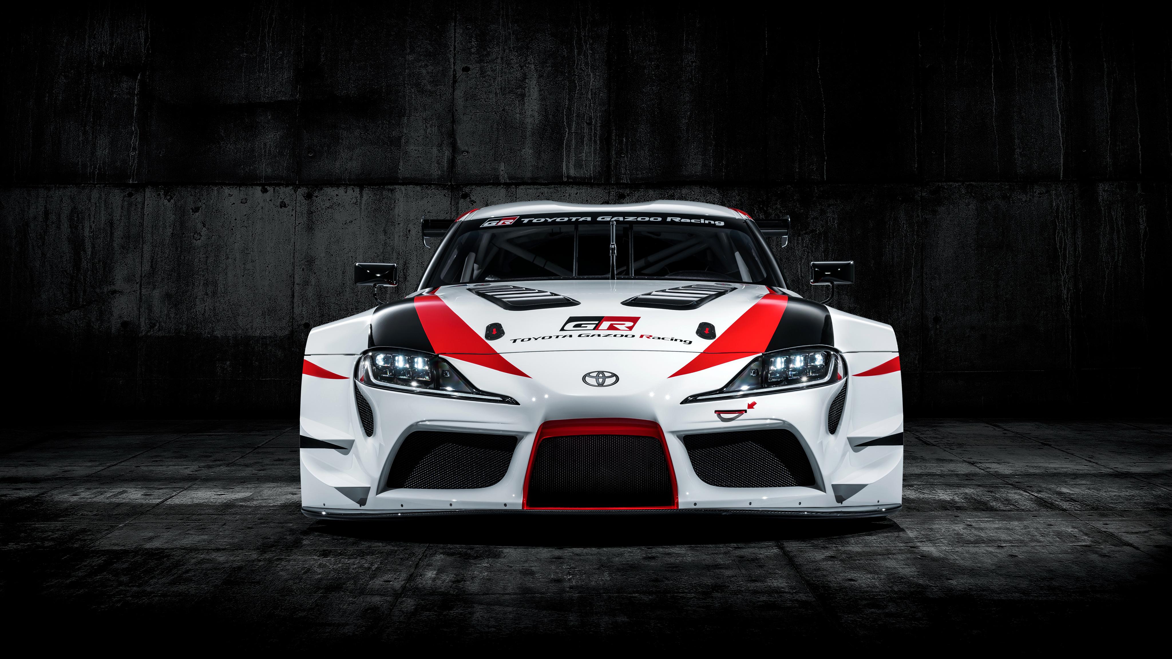 2018 Toyota Gr Supra Racing Concept 4k Wallpaper Hd Car
