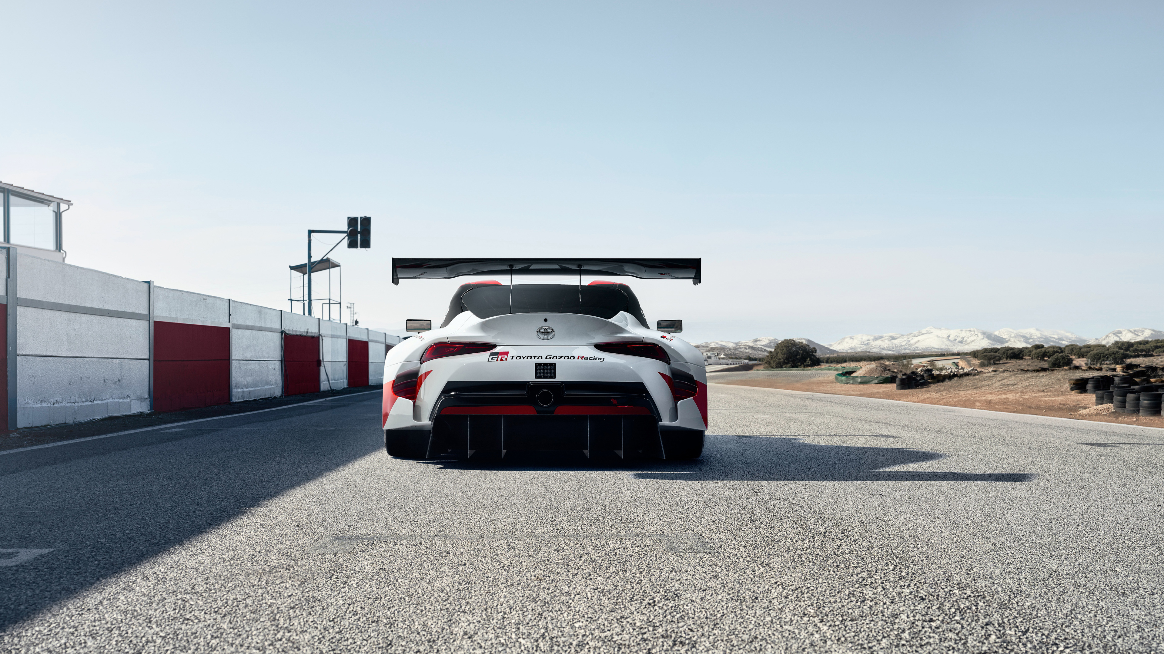2018 Toyota GR Supra Racing Concept 4K 7 Wallpaper