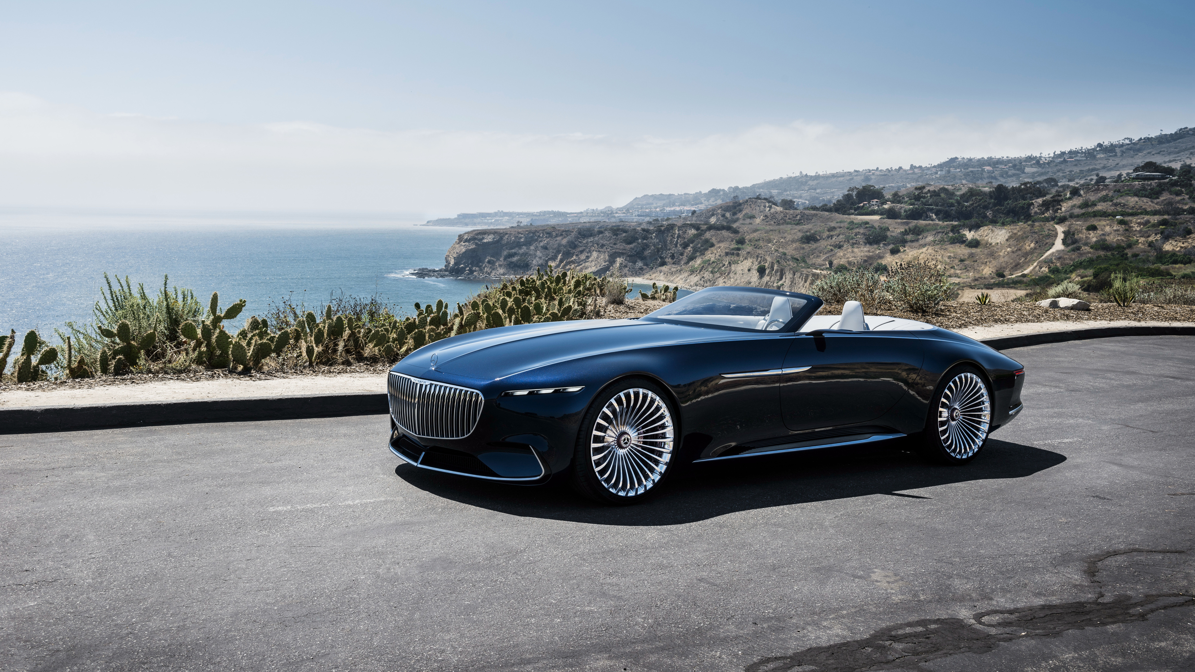 2018 vision mercedes maybach 6 cabriolet 5 wallpaper hd car wallpapers id 8279. Black Bedroom Furniture Sets. Home Design Ideas