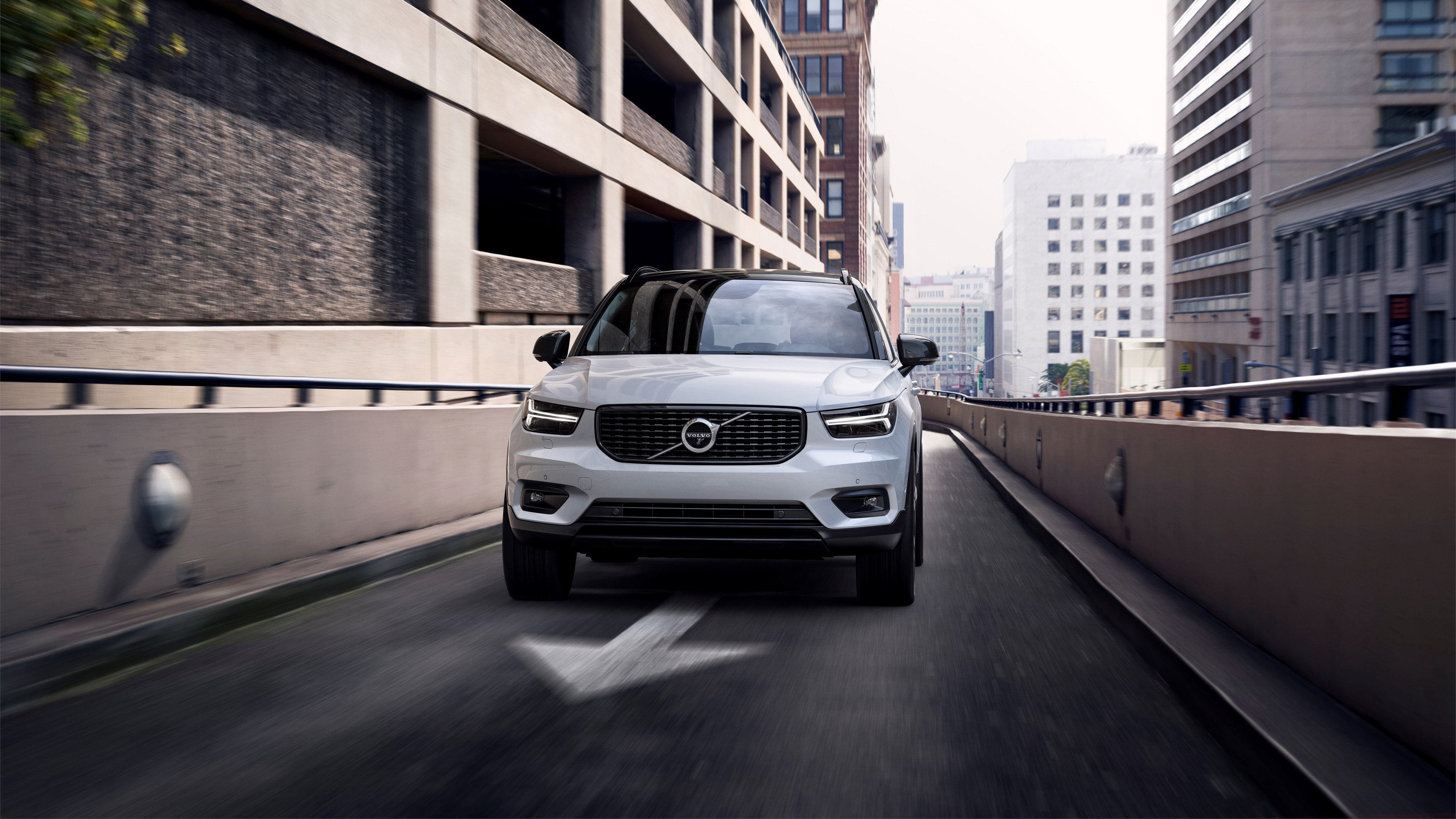 2018 Volvo Xc40 T5 R Design 4k Wallpaper Hd Car