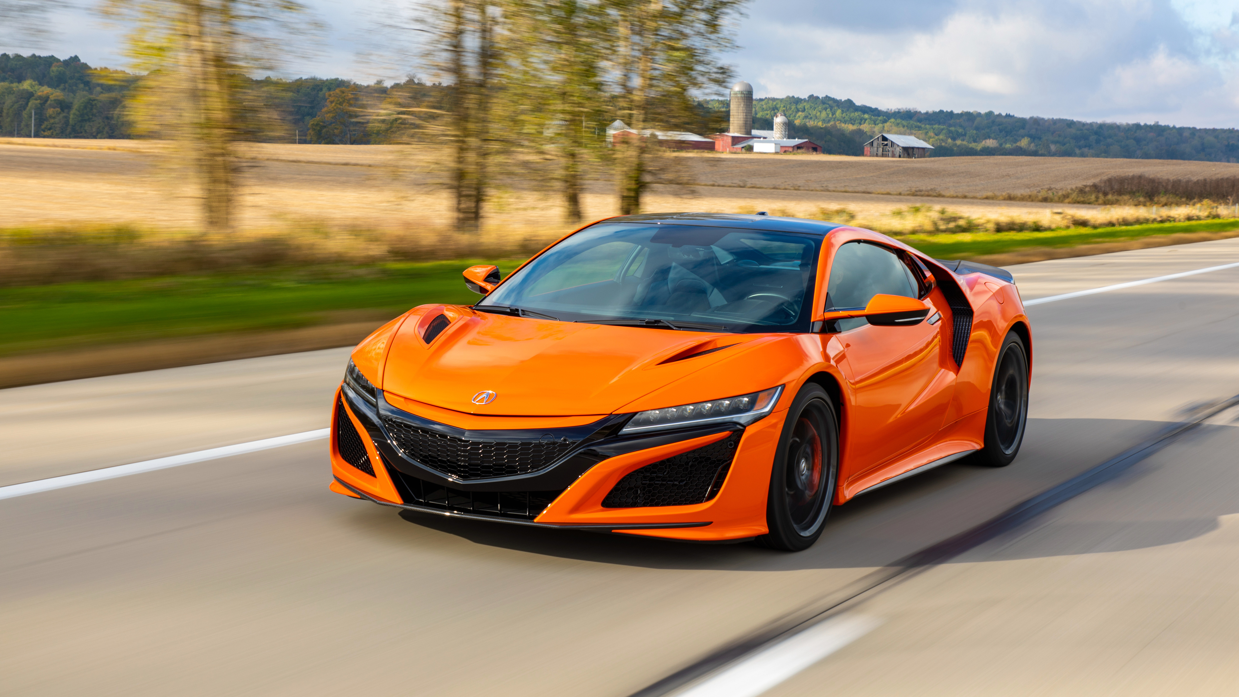 Acura Nsx 4k 4 Wallpapers Supercars Gallery