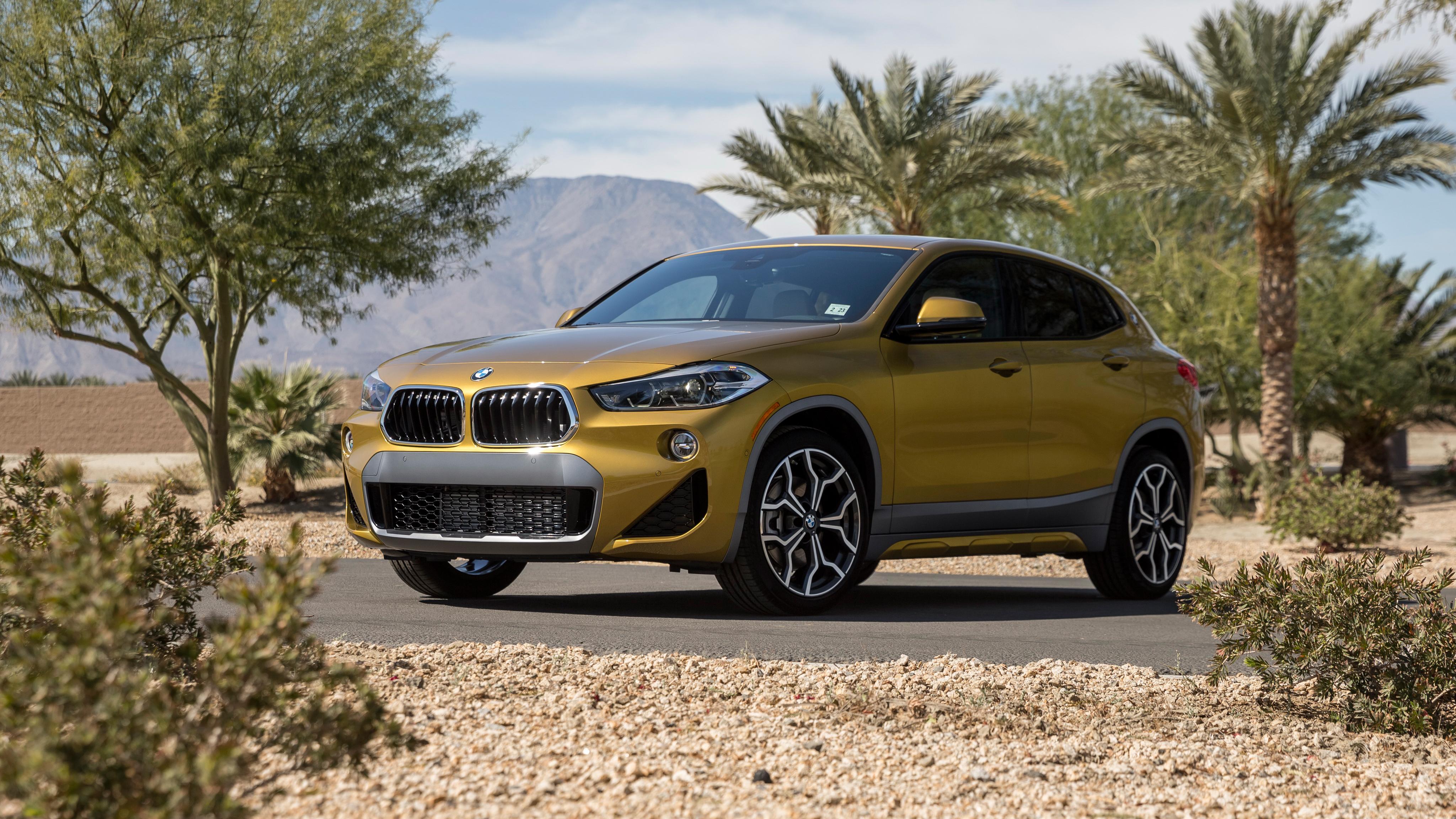 2019 BMW X2 xDrive28i M Sport X 4K 2 Wallpaper   HD Car ...