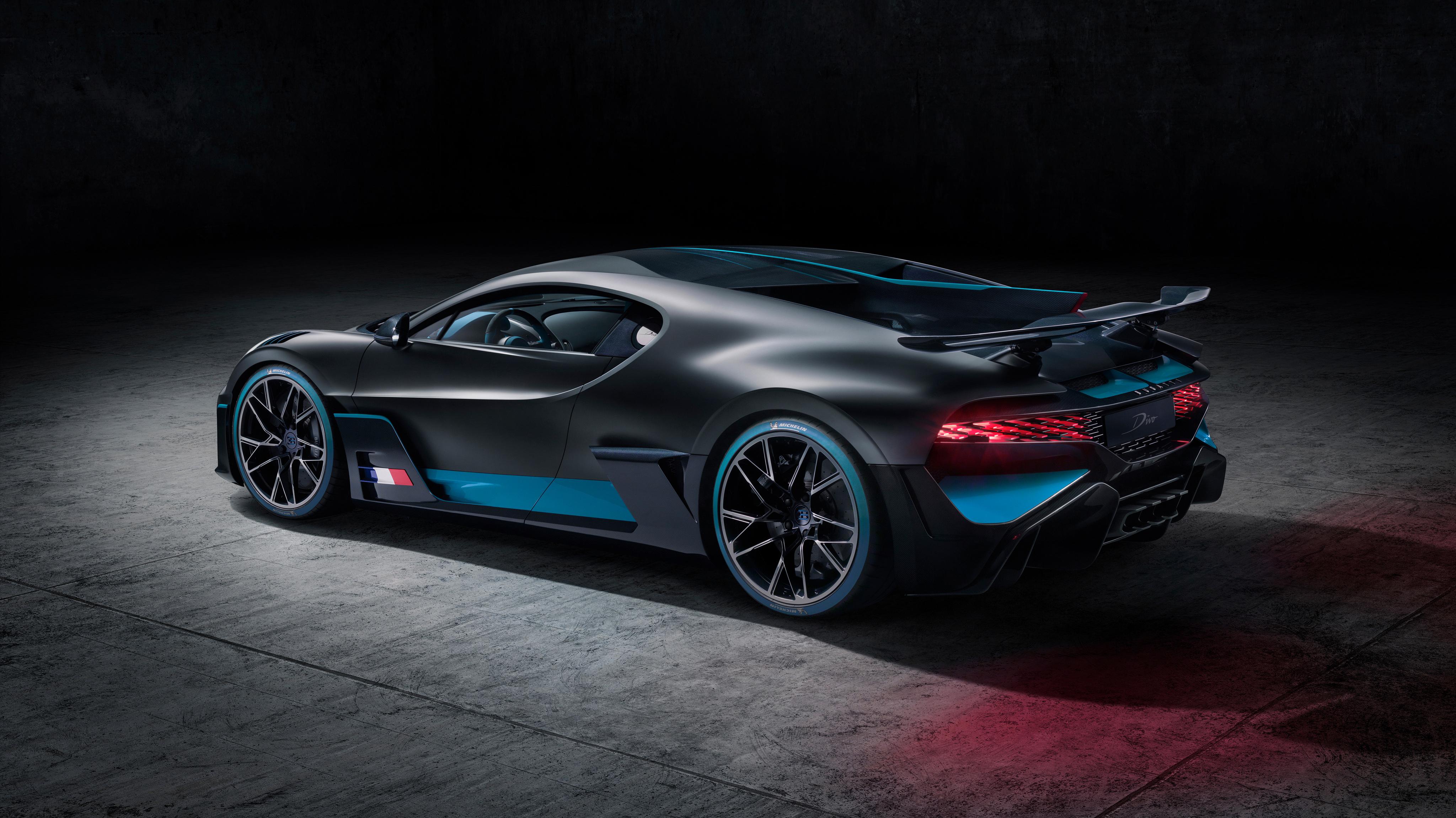 2019 Bugatti Divo 4K 12 Wallpaper | HD Car Wallpapers | ID