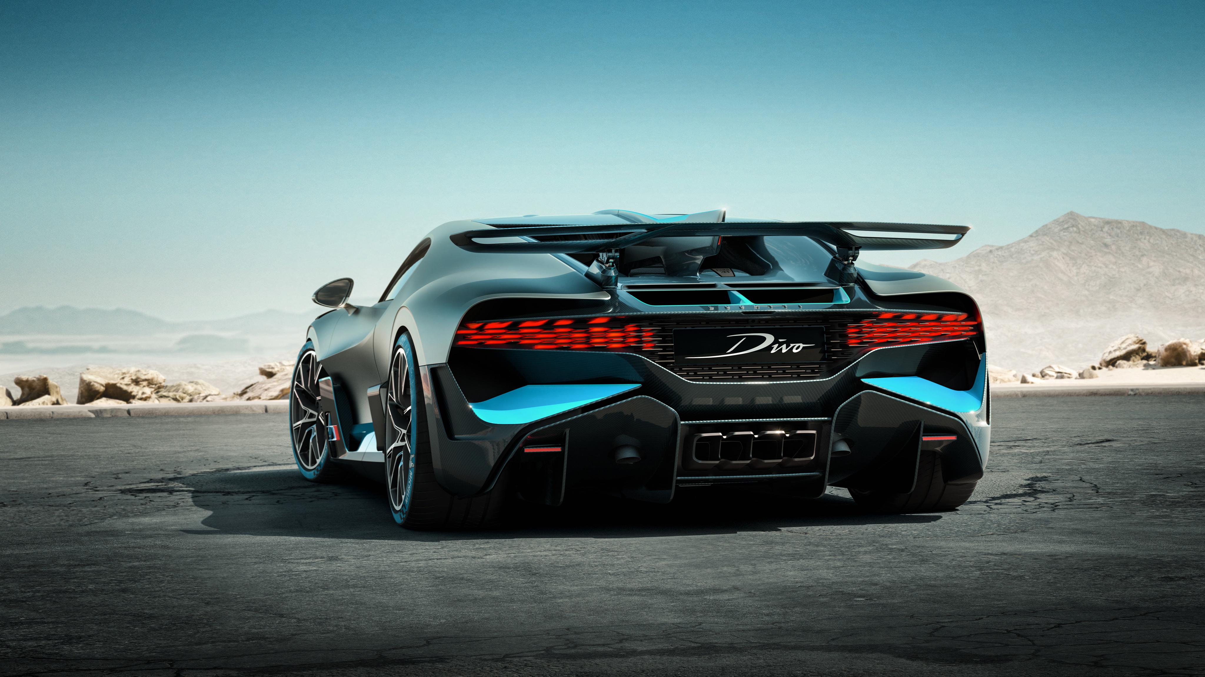 2019 Bugatti Divo 4k 5 Wallpaper Hd Car Wallpapers Id 11098