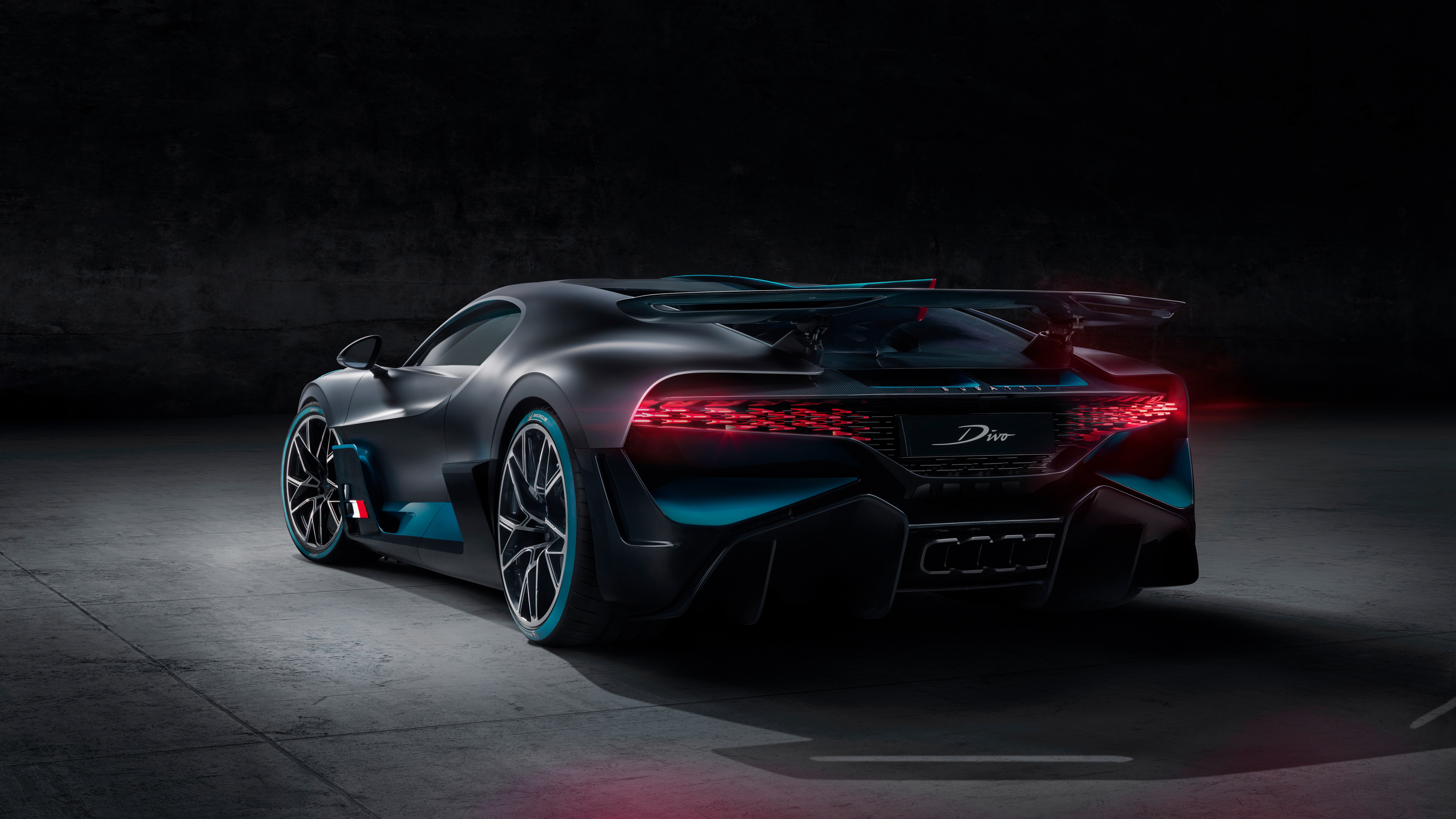 2019 Bugatti Divo 4K 7 Wallpaper