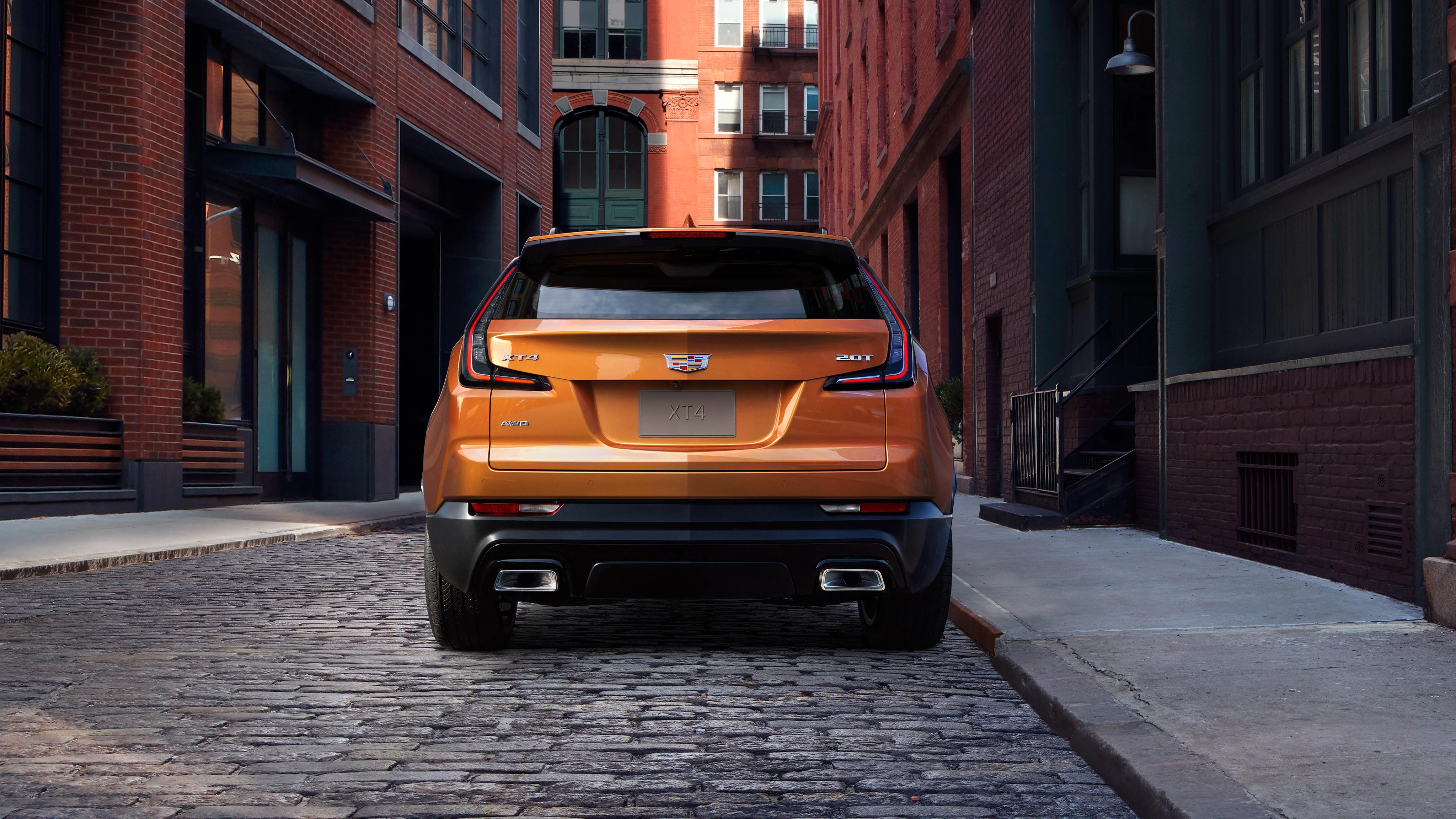 2018 Cts V >> 2019 Cadillac XT4 Sport 4K 3 Wallpaper | HD Car Wallpapers | ID #10110