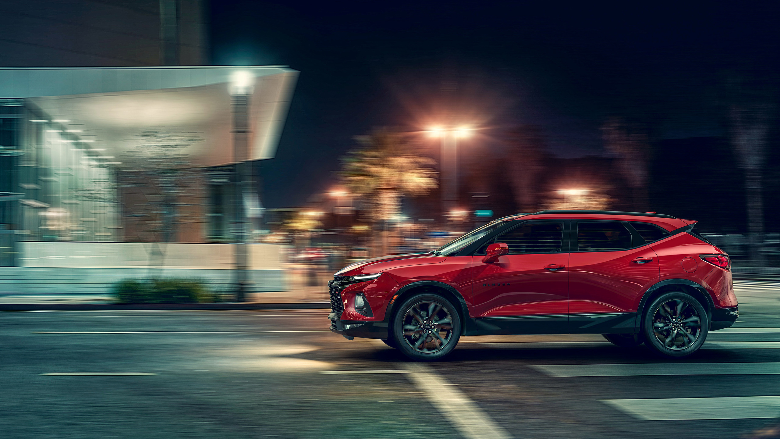 2019 Chevrolet Blazer RS Wallpaper | HD Car Wallpapers ...
