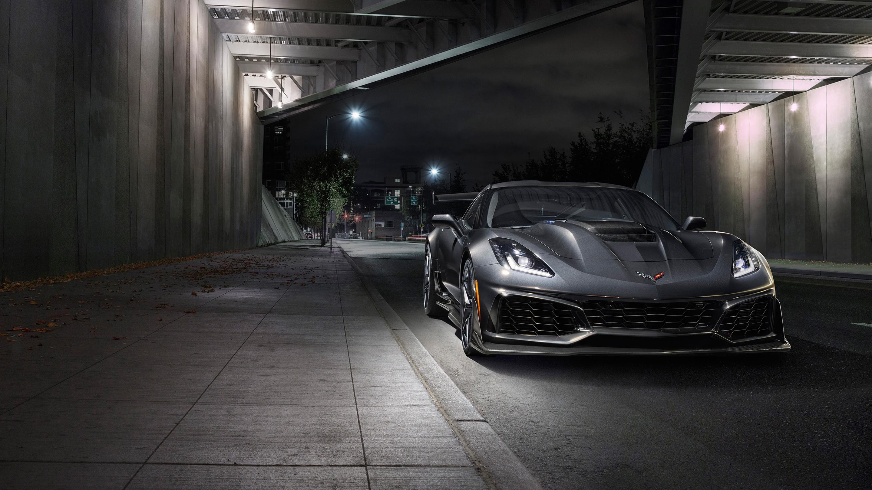 black corvette zr1 wallpapers - photo #31