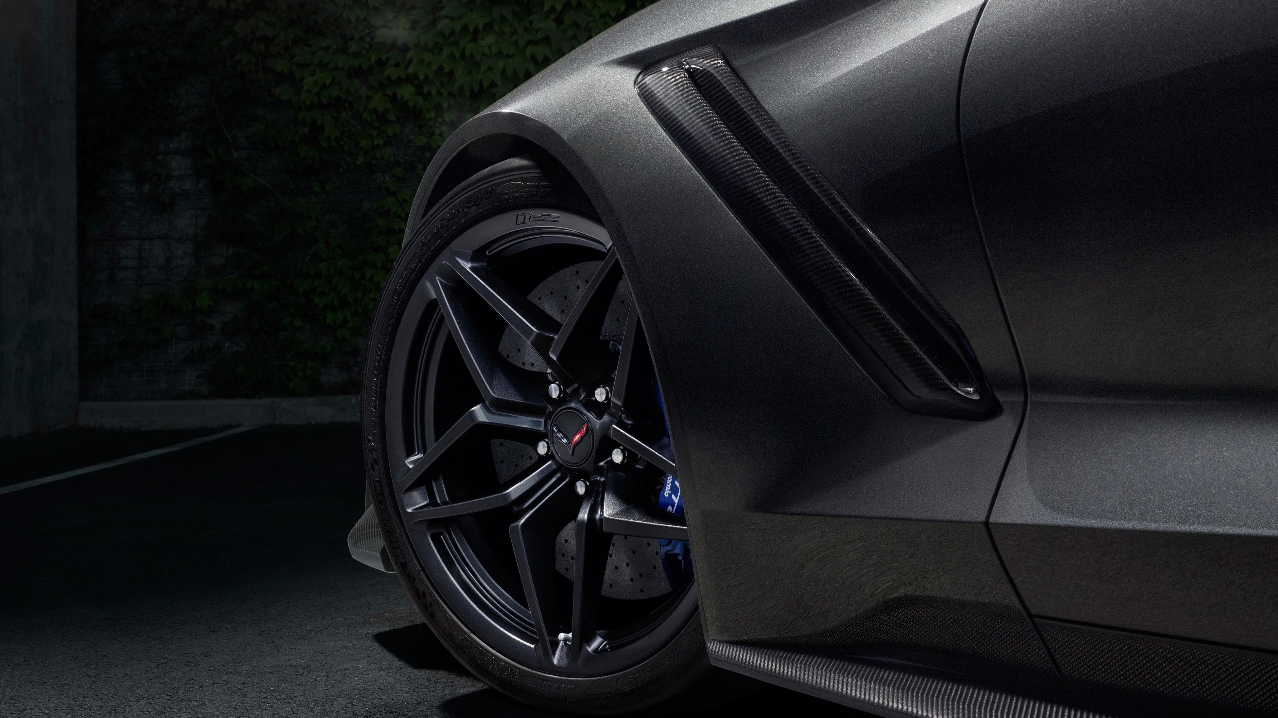 2019 Chevrolet Corvette ZR1 4K 4
