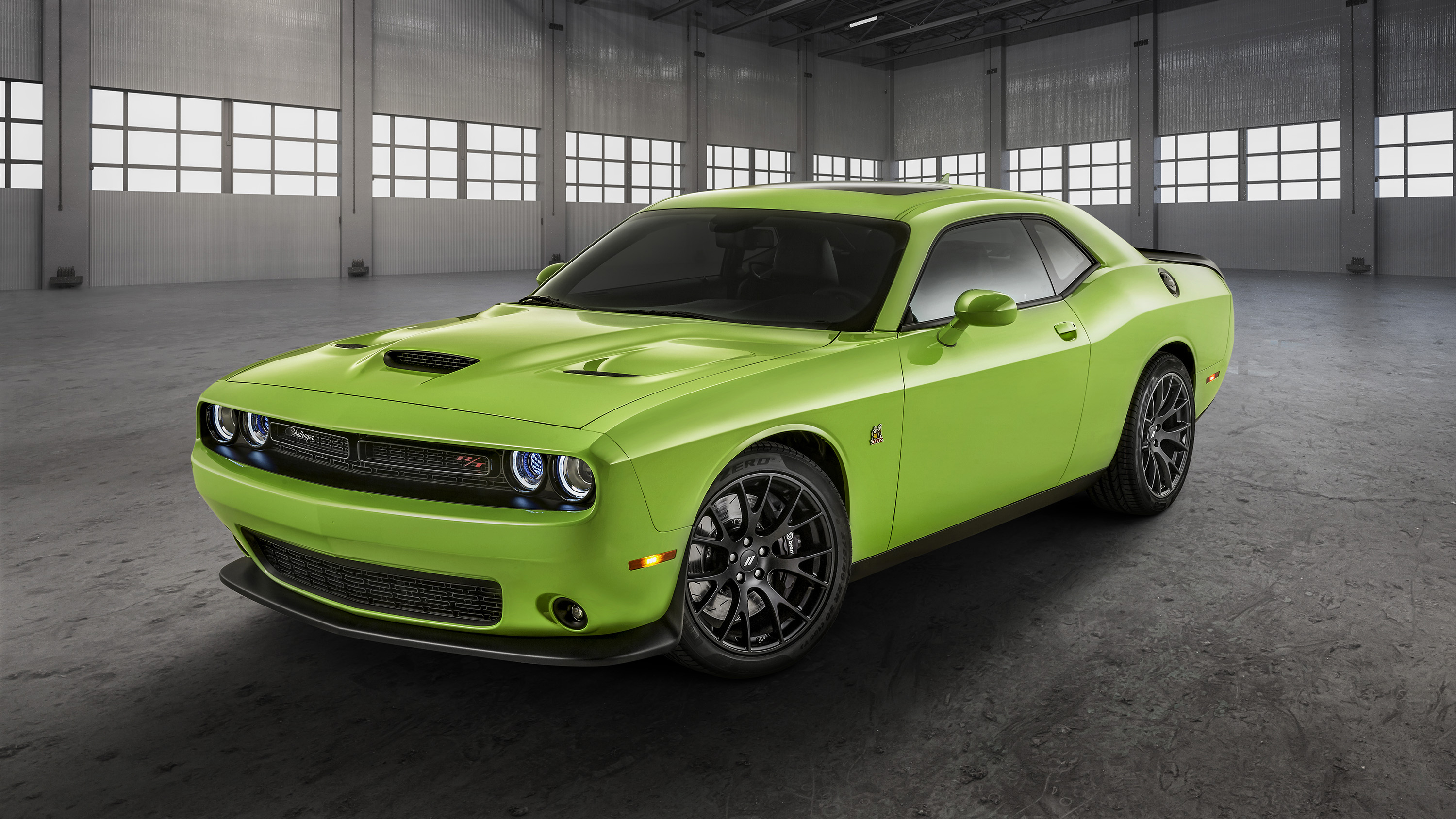 2019 Dodge Challenger Rt Scat Pack Wallpaper Hd Car Wallpapers Id 12005