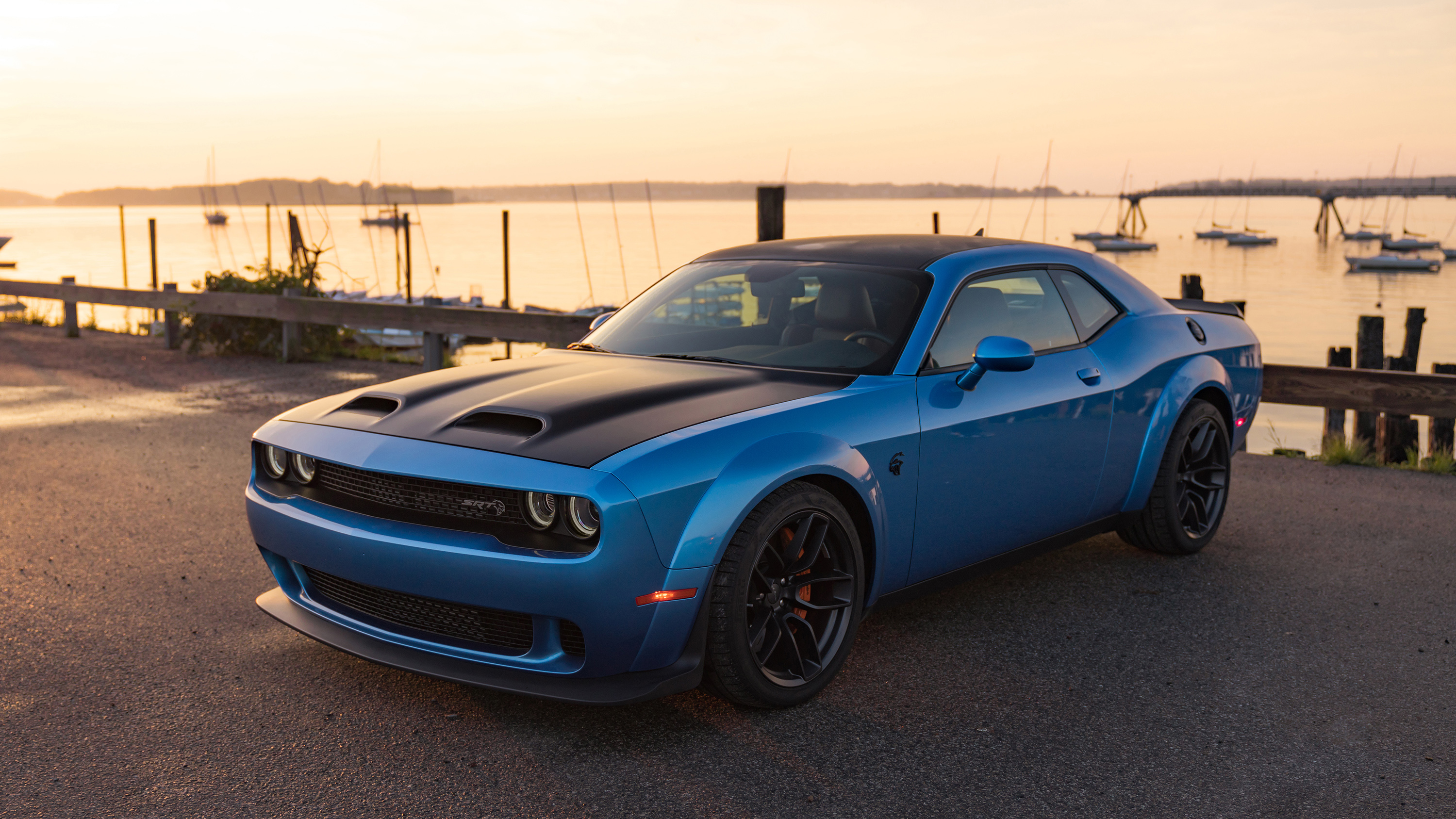 2019 Dodge Challenger Srt Hellcat Redeye Widebody 3 Wallpaper Hd Car Wallpapers Id 11071