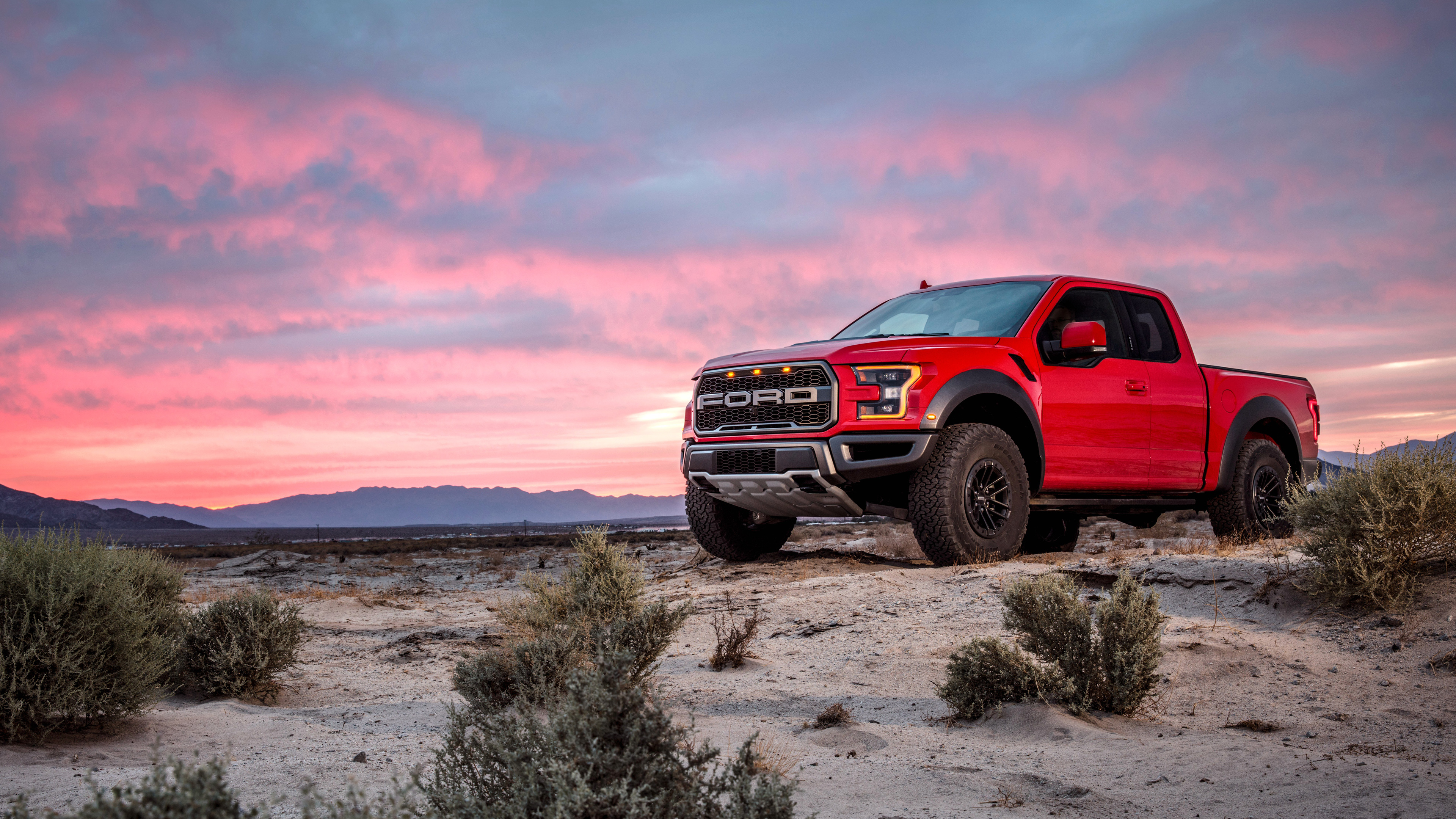 2019 Ford F-150 Raptor 4K Wallpaper | HD Car Wallpapers ...