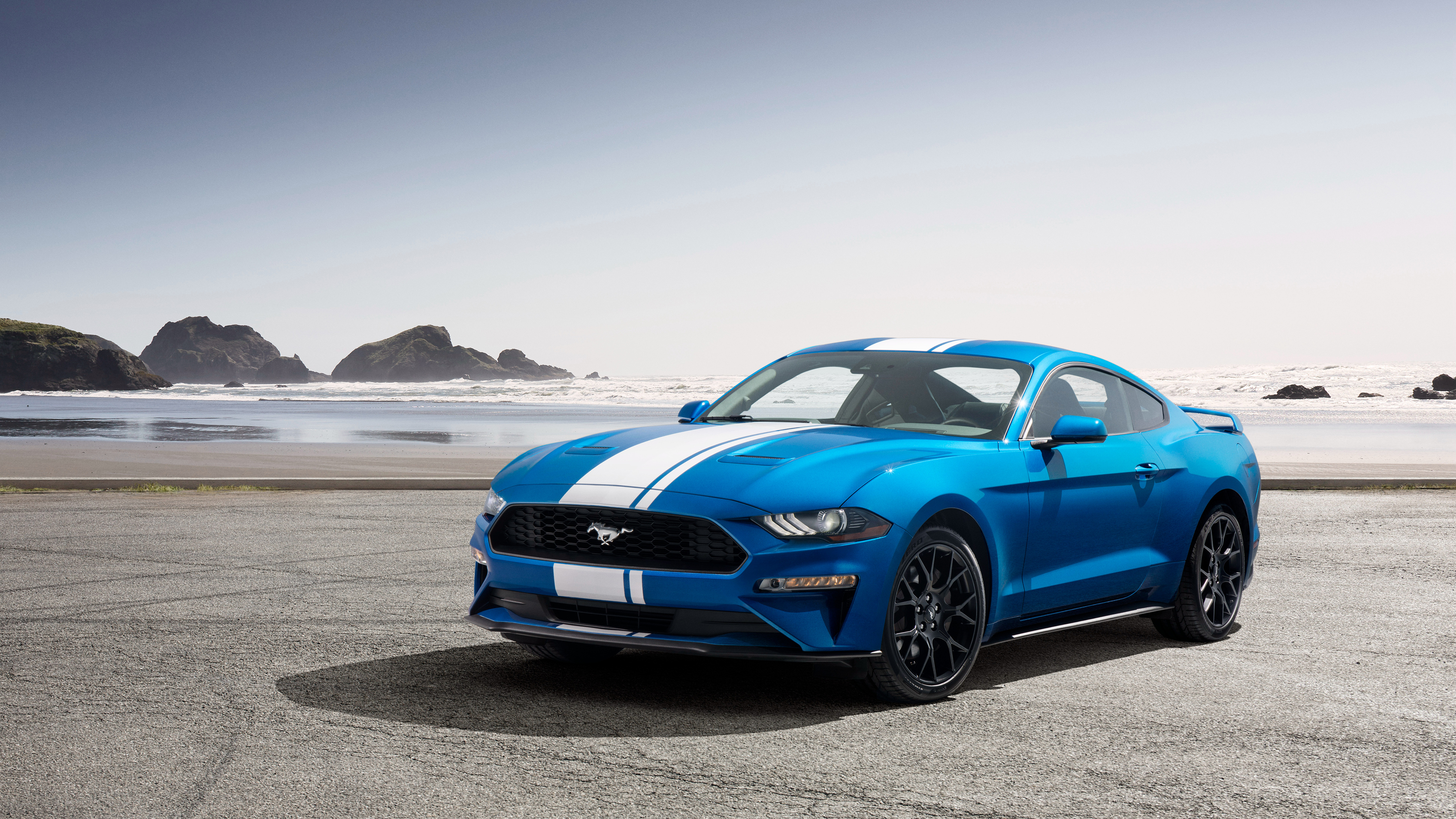Mustang Gt500 Wallpaper 4K
