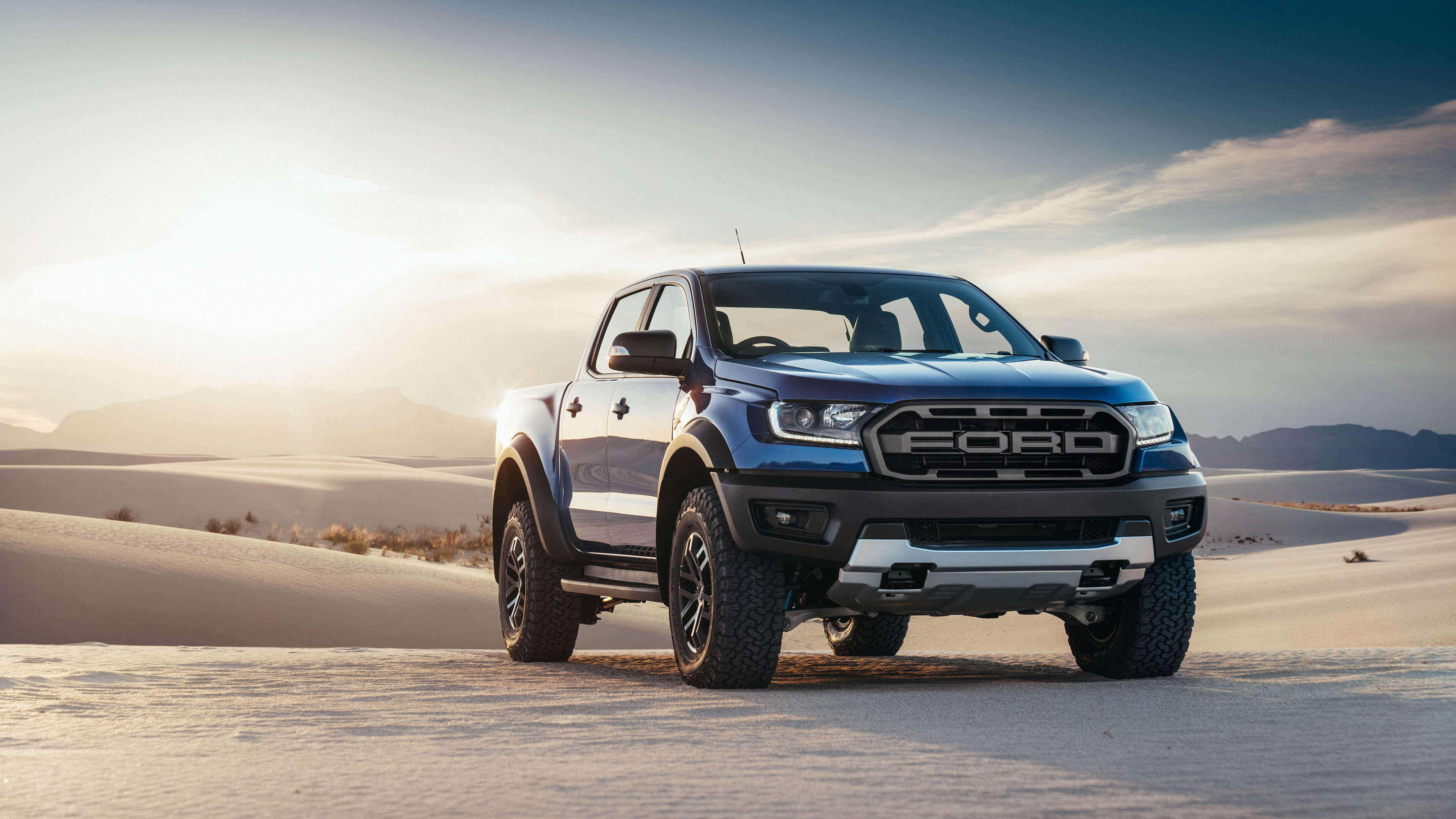 2019 Ford Ranger Raptor 4k Wallpaper Hd Car Wallpapers