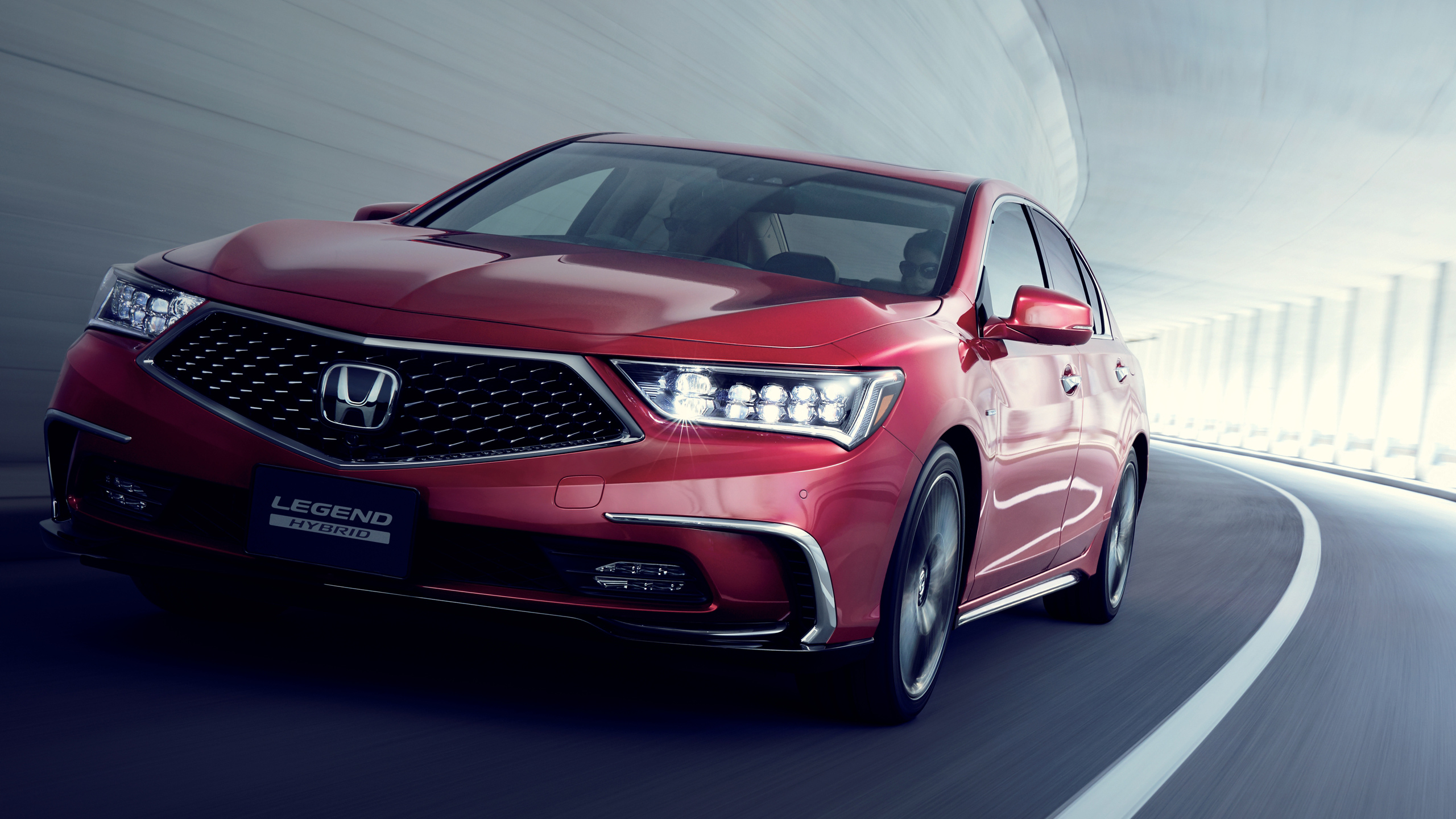 2019 honda legend hybrid wallpaper