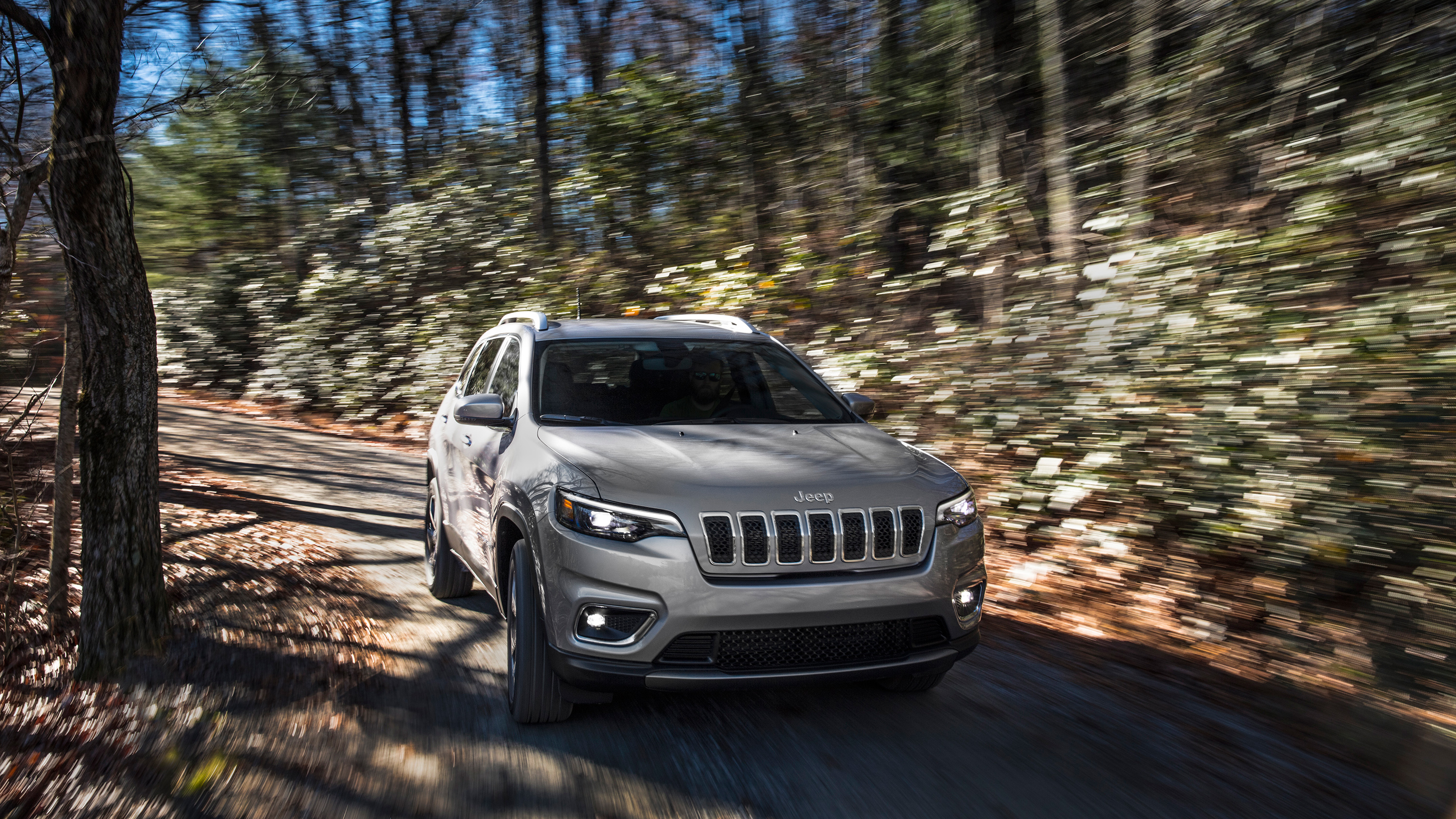 2019 Jeep Cherokee Limited 2 Wallpaper   HD Car Wallpapers ...