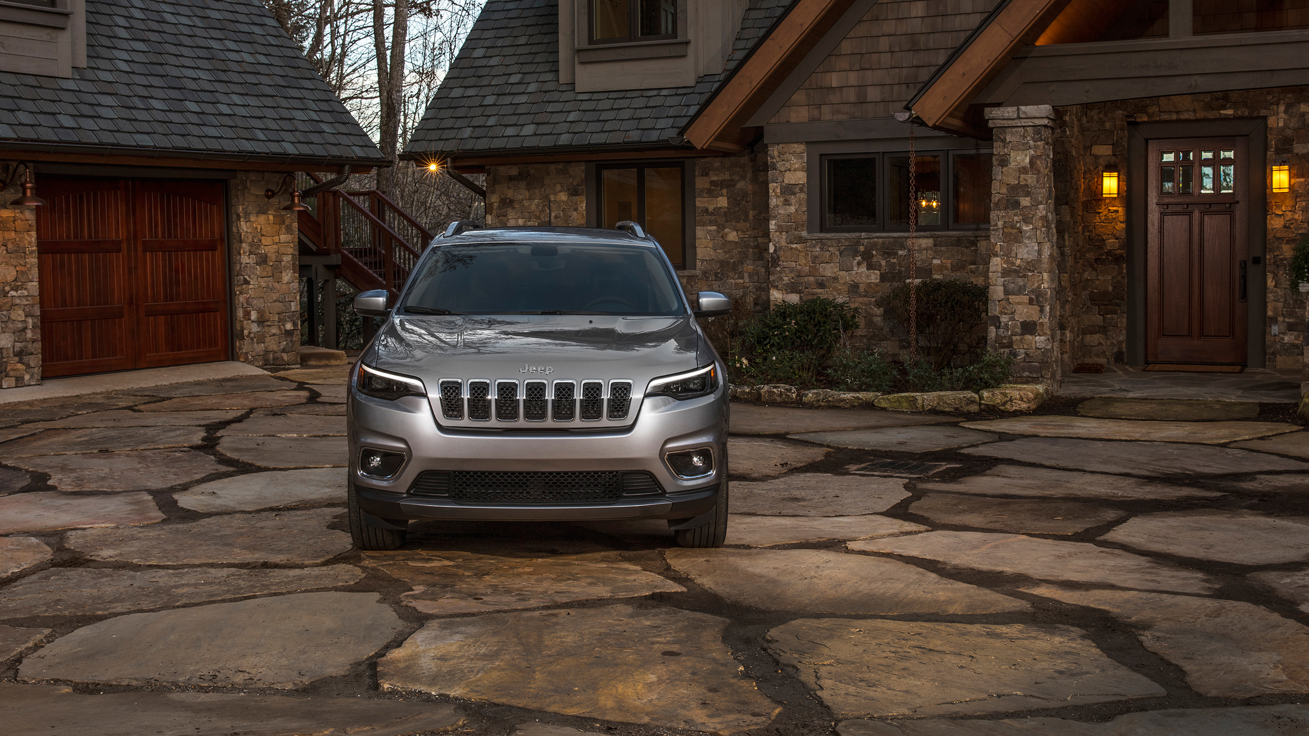 2019 Jeep Cherokee Limited 3 Wallpaper   HD Car Wallpapers ...
