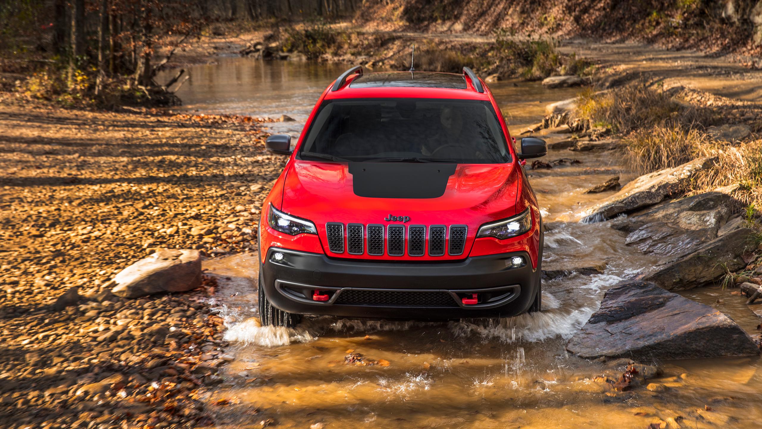 2019 Jeep Cherokee Trailhawk 3 Wallpaper   HD Car ...