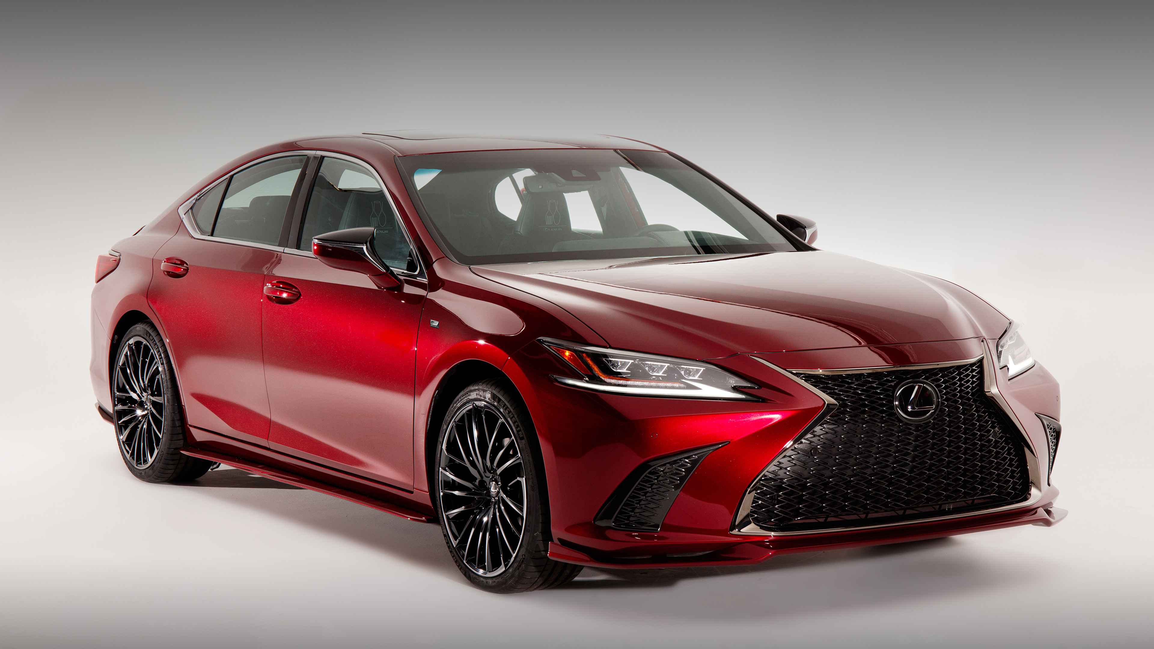 2019 Lexus ES 350 F SPORT Custom 4K Wallpaper | HD Car ...