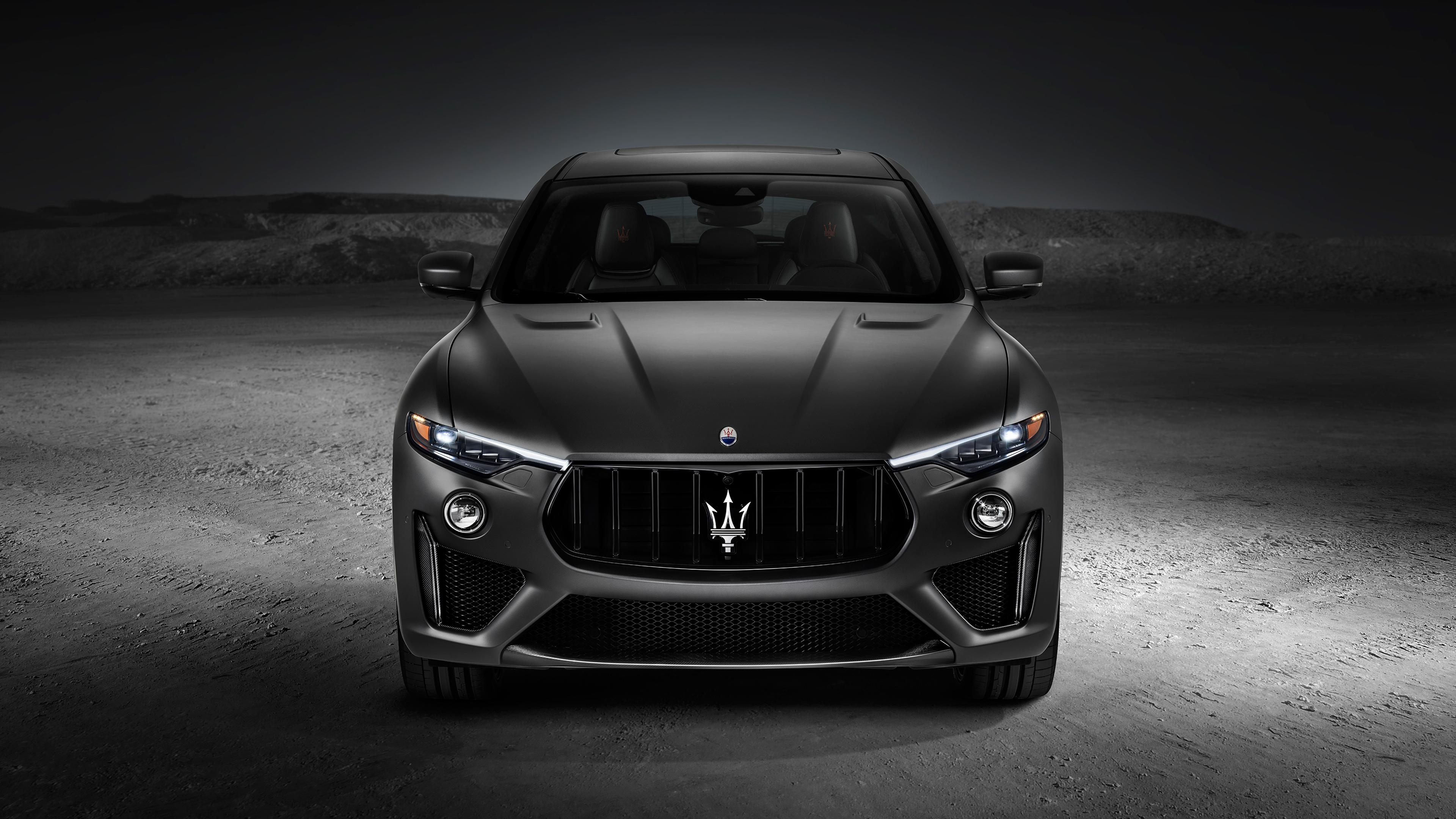 Maserati 2019 >> 2019 Maserati Levante Trofeo 4k Wallpaper Hd Car Wallpapers Id