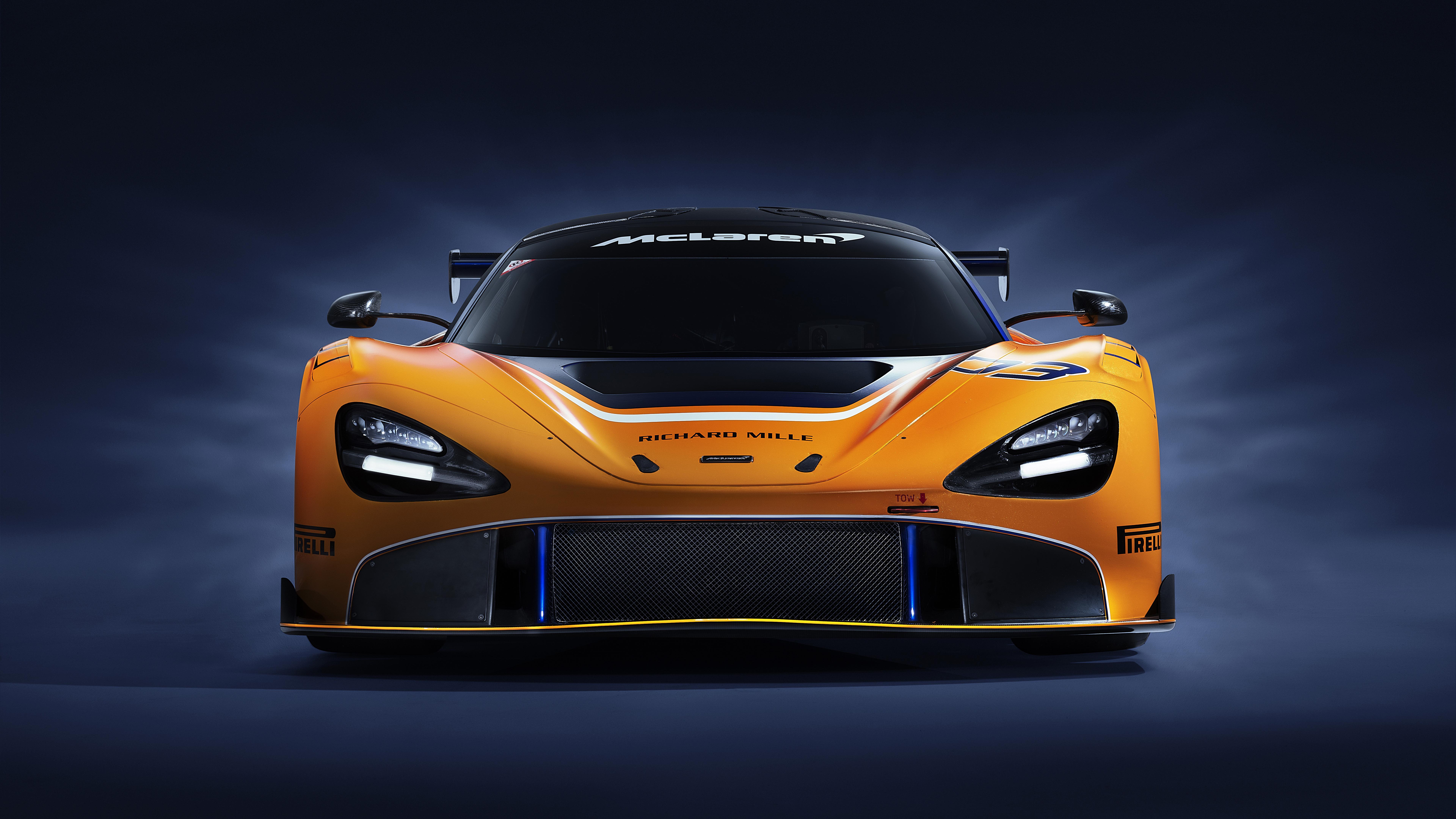 2019 McLaren 720S GT3 4K 8K 3 Wallpaper | HD Car ...
