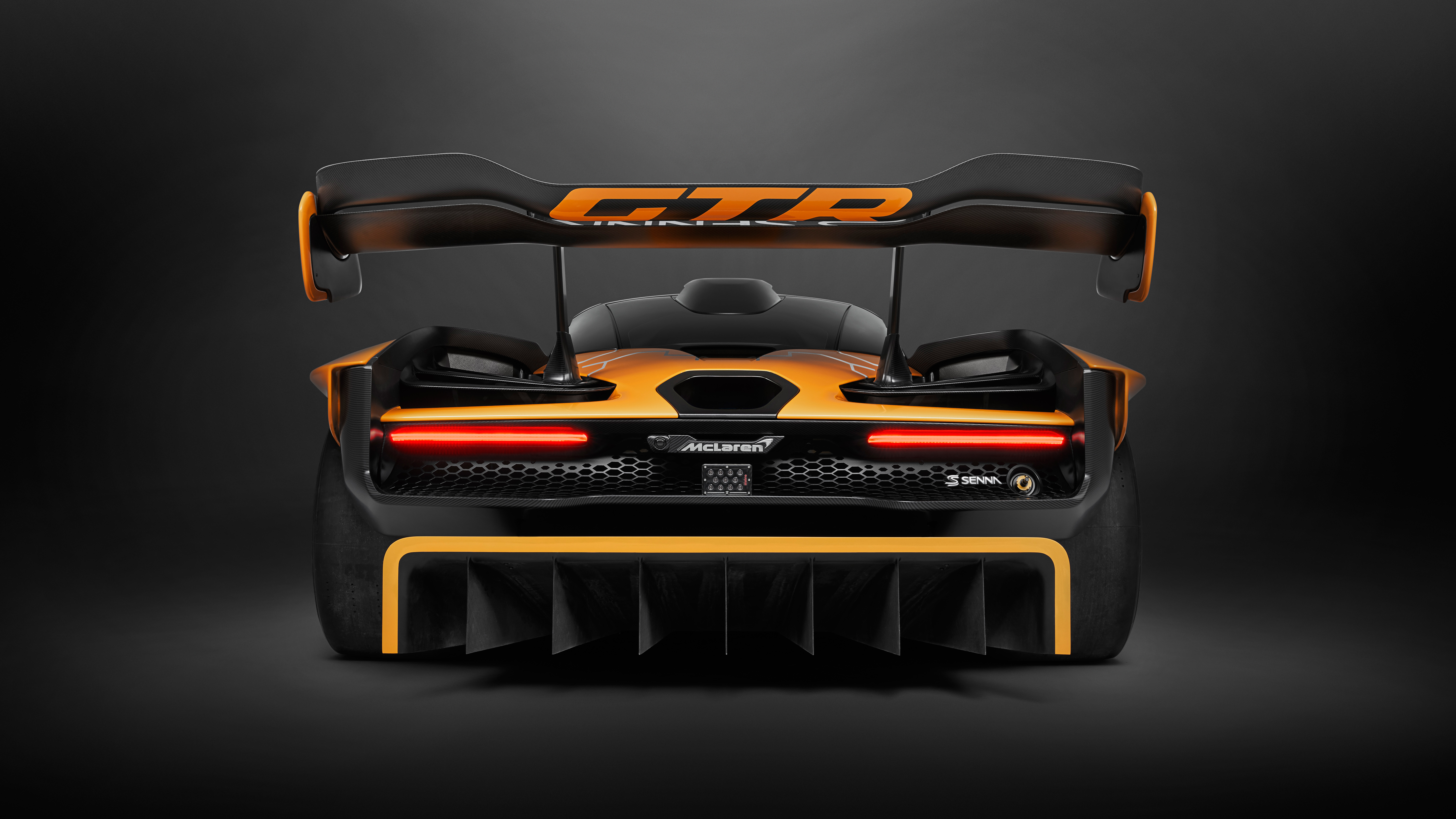 2019 Mclaren Senna Gtr Concept 4k 8k Wallpaper Hd Car Wallpapers Id 9863