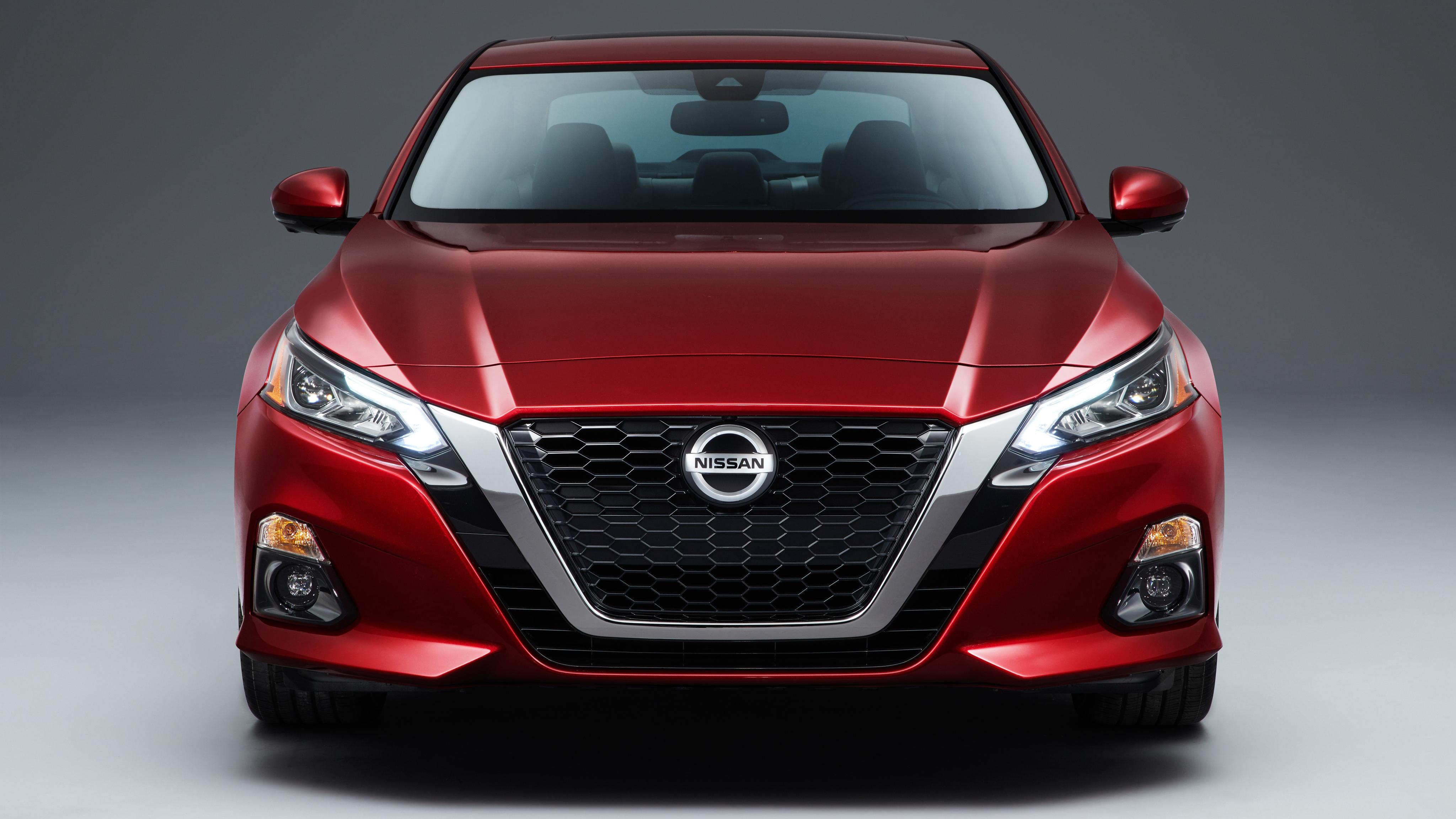 2019 Nissan Altima Platinum 4K 2 Wallpaper | HD Car ...