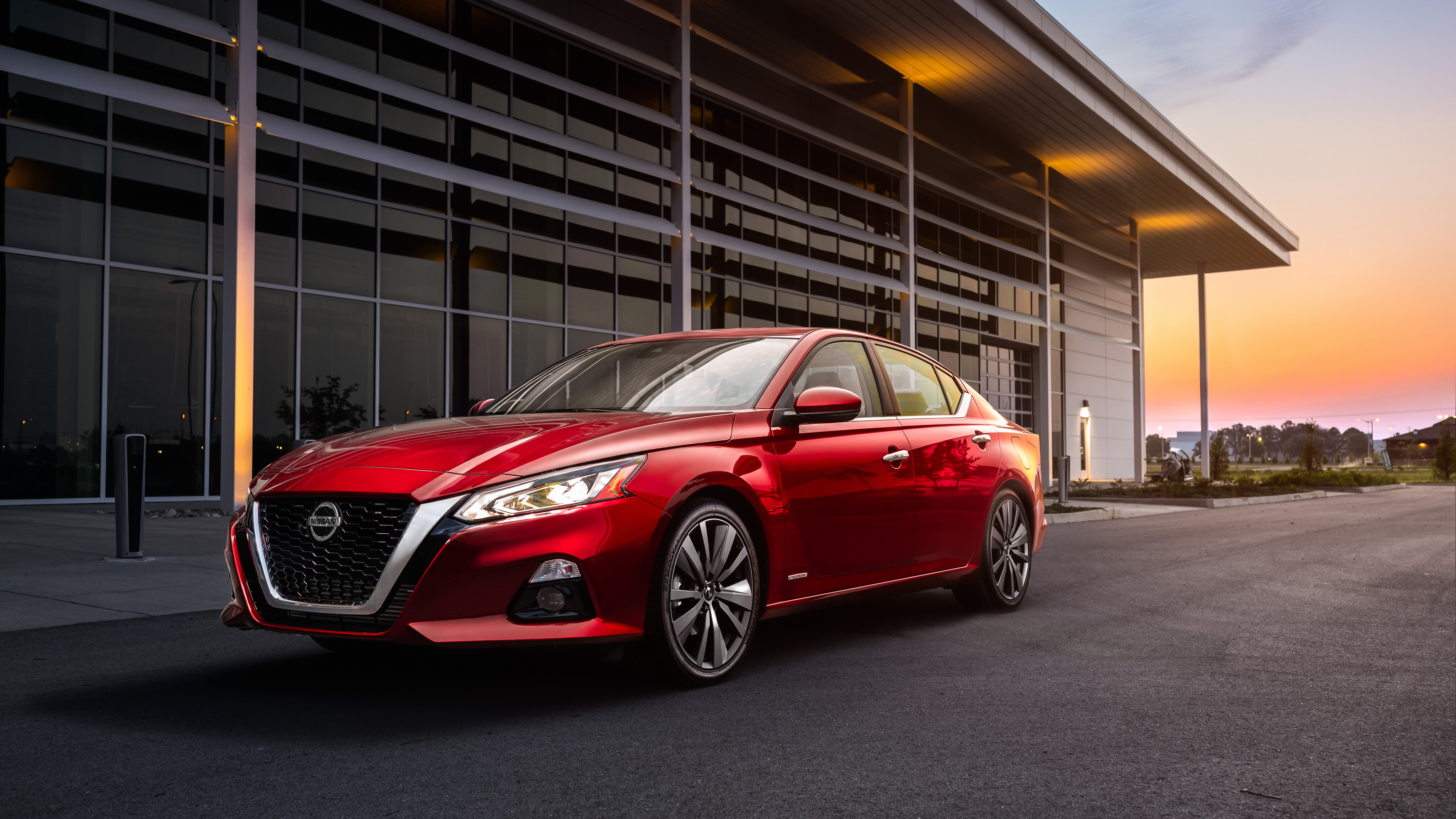 2019 Nissan Altima Platinum Edition ONE 4K Wallpaper | HD ...