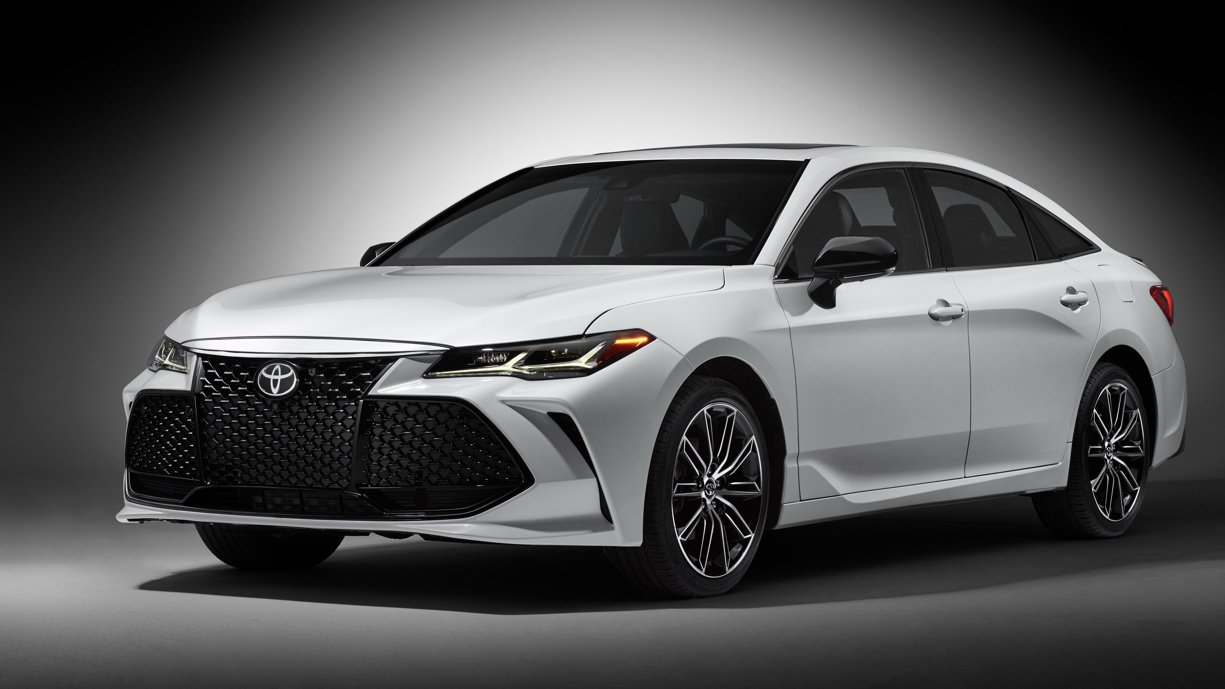 2019 Toyota Avalon Touring 4k Wallpaper Hd Car