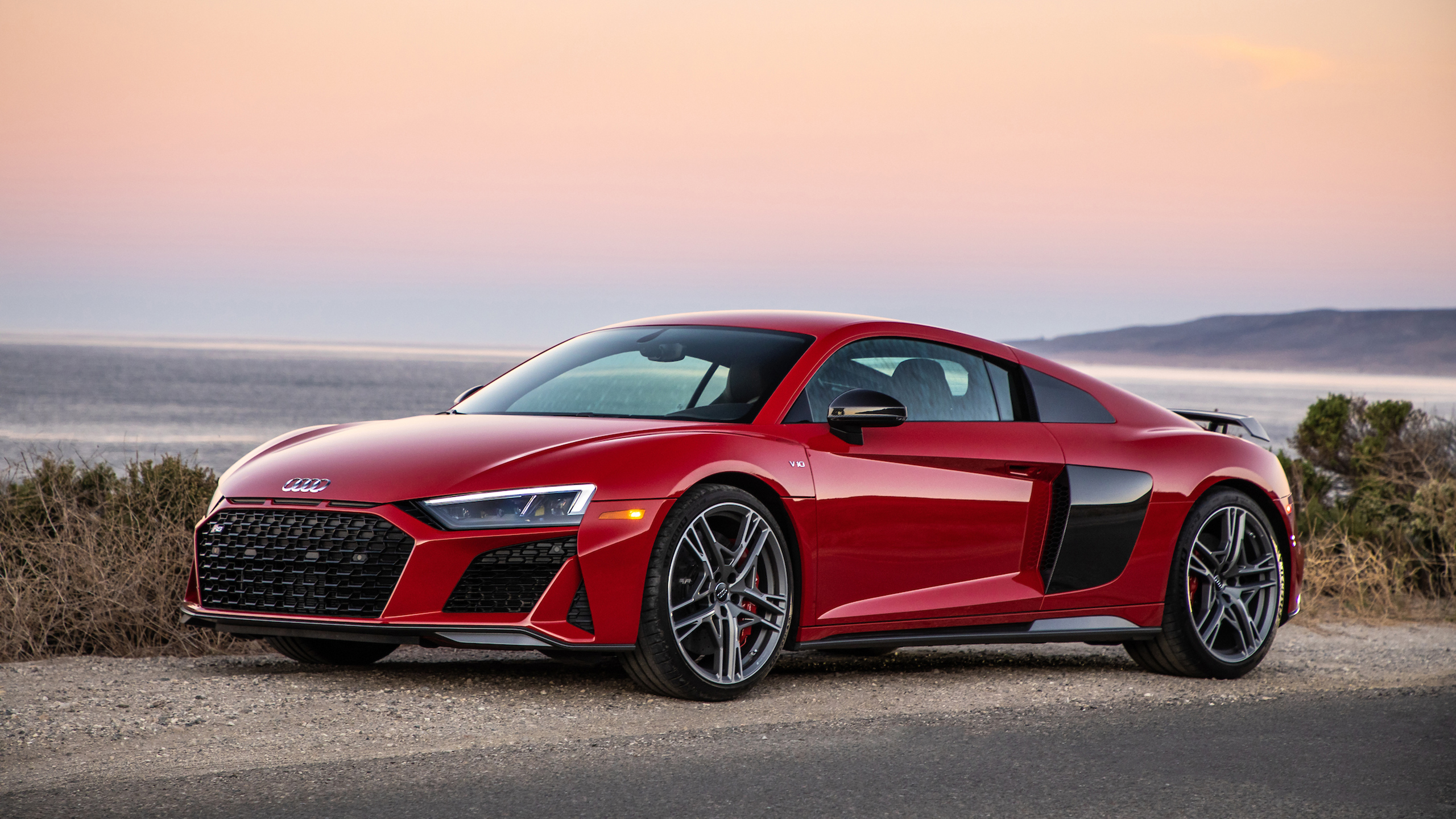 2020 Audi R8 V10 Performance Wallpaper Hd Car Wallpapers Id 14723