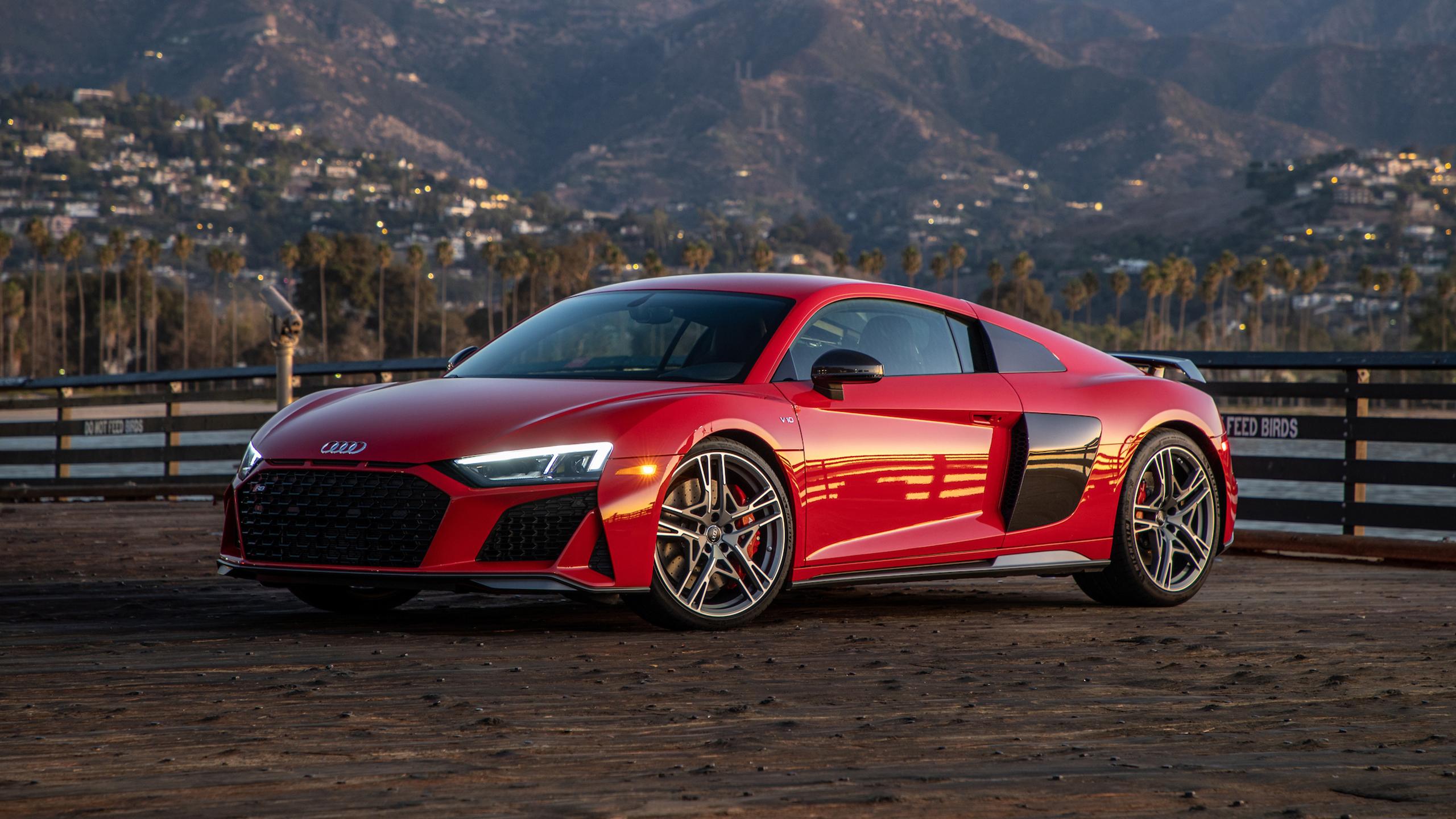 2020 Audi R8 V10 Performance 2 Wallpaper | HD Car ...