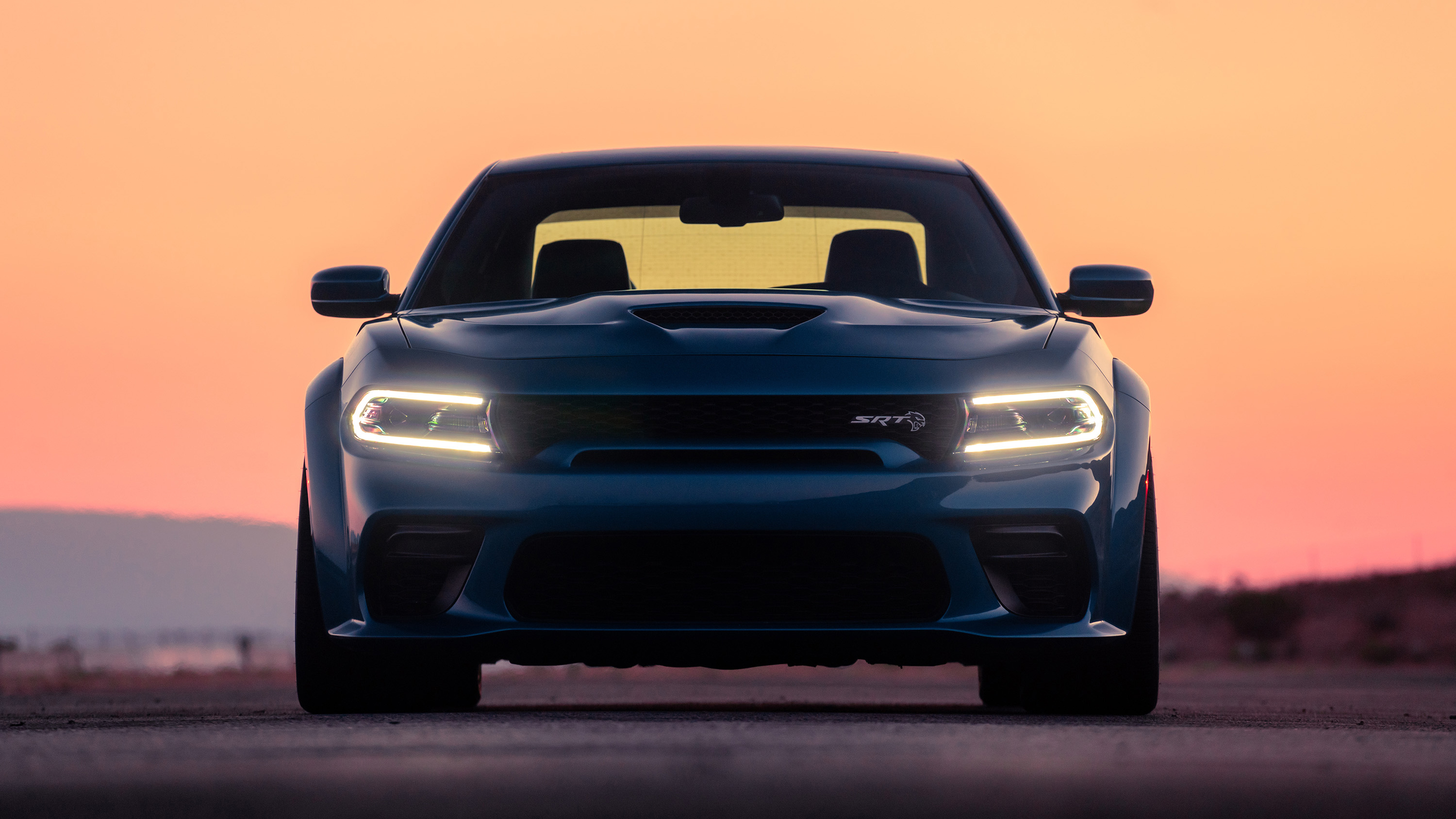 2020 Dodge Charger Srt Hellcat Widebody 3 Wallpaper Hd Car Wallpapers Id 12845