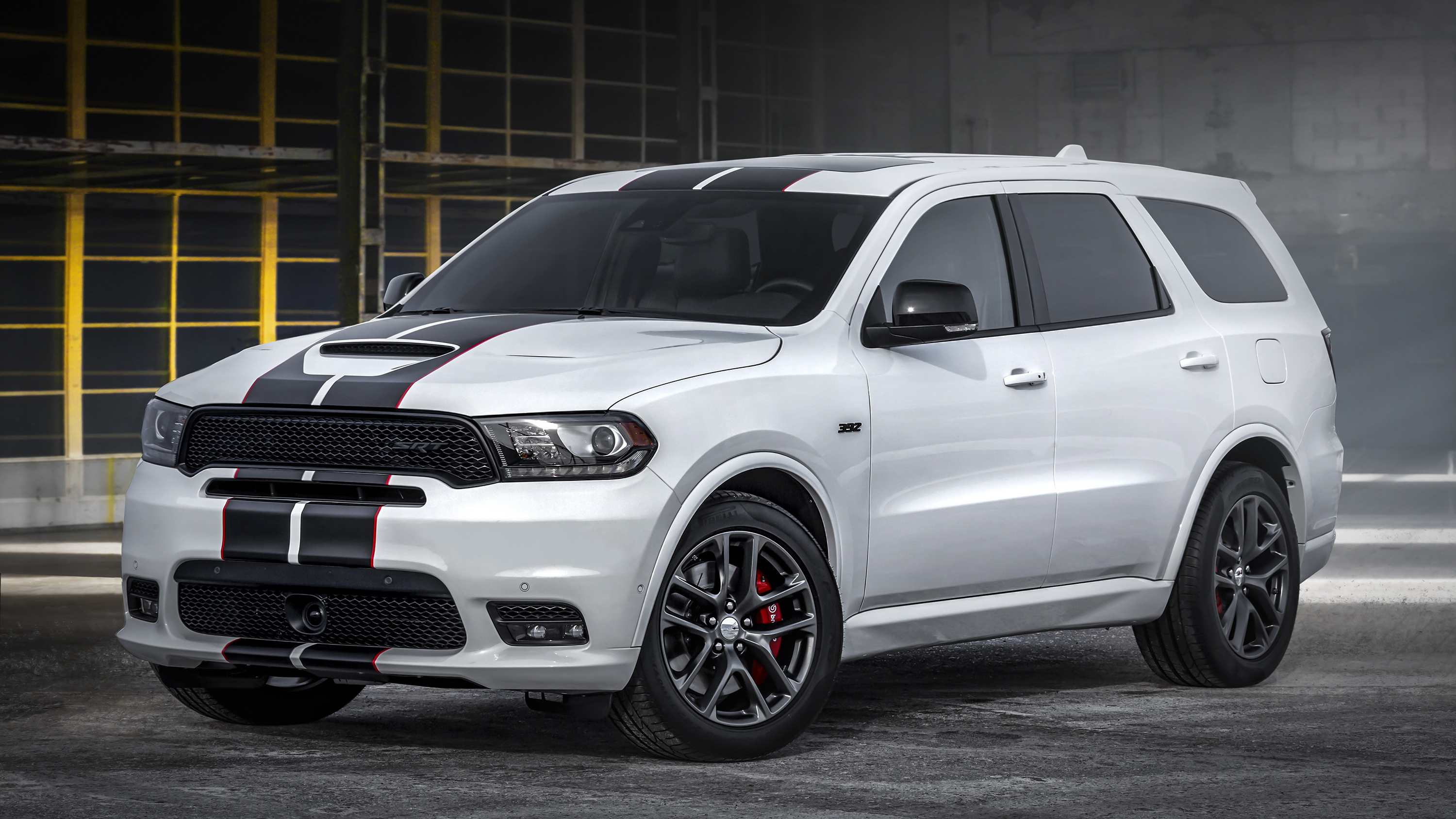 2020 Dodge Durango Srt Black Appearance Package Wallpaper Hd Car Wallpapers Id 14190