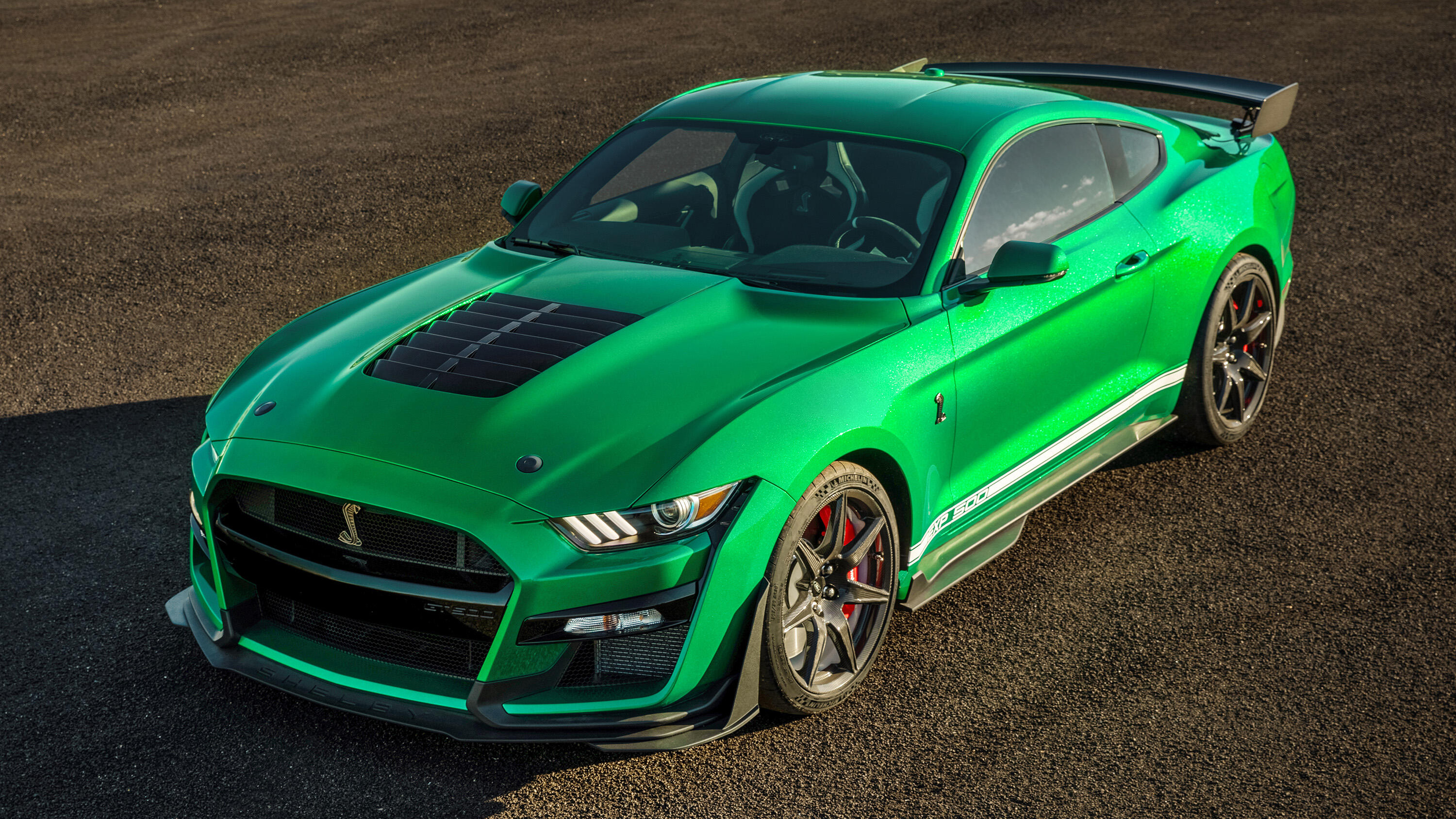 2020 Ford Mustang Shelby GT500 Wallpaper | HD Car ...