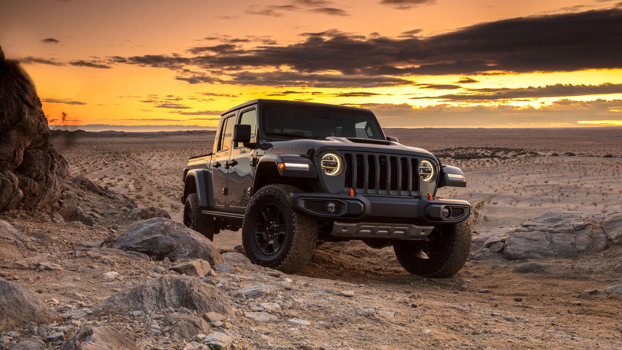 2020 jeep gladiator mojave HD