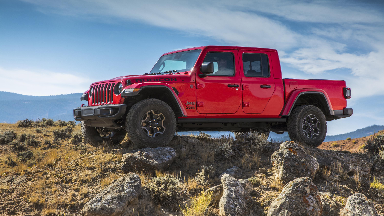 2020 Jeep Gladiator Rubicon Wallpaper
