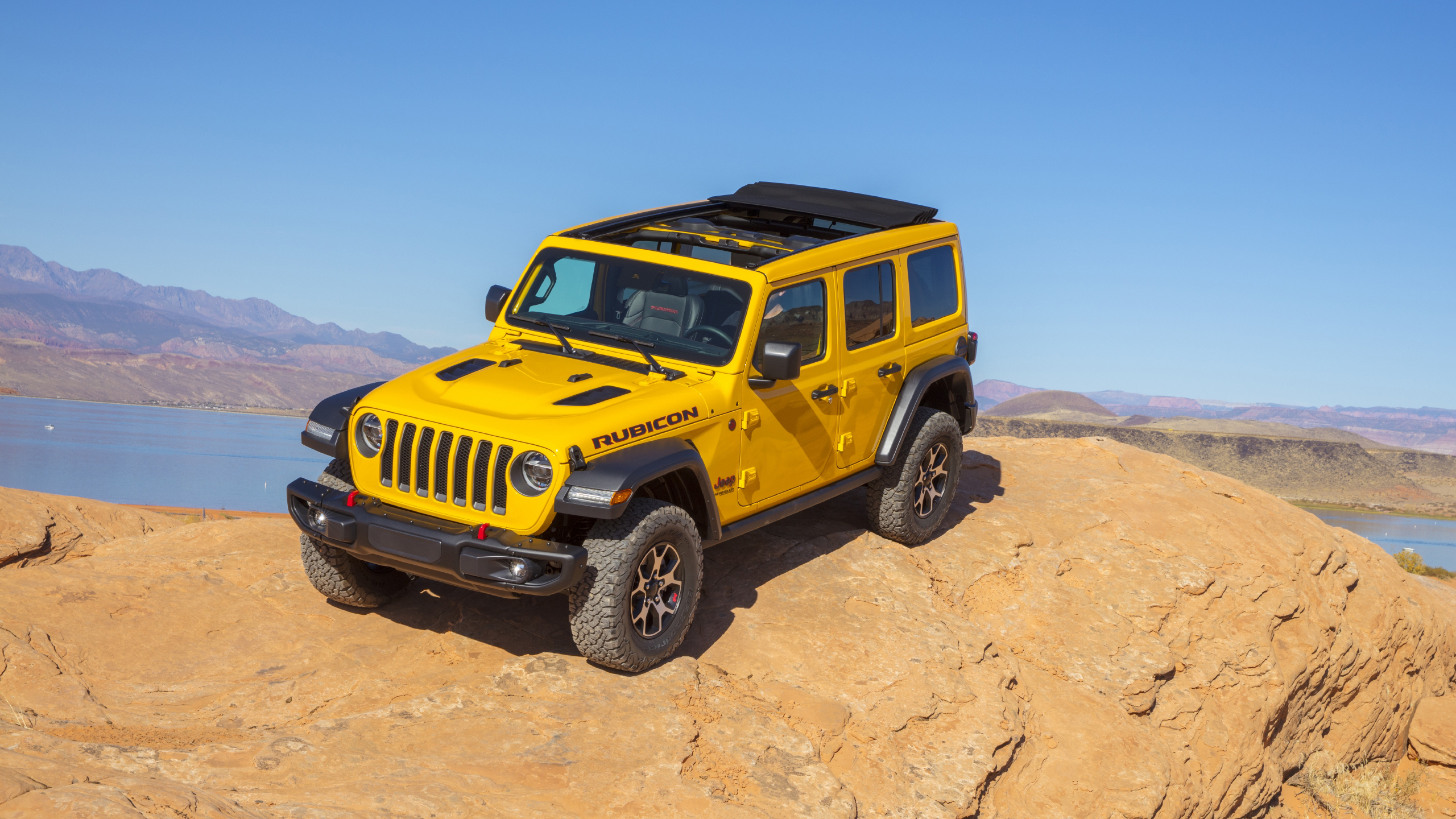 2020 Jeep Wrangler Unlimited Rubicon EcoDiesel Wallpaper ...