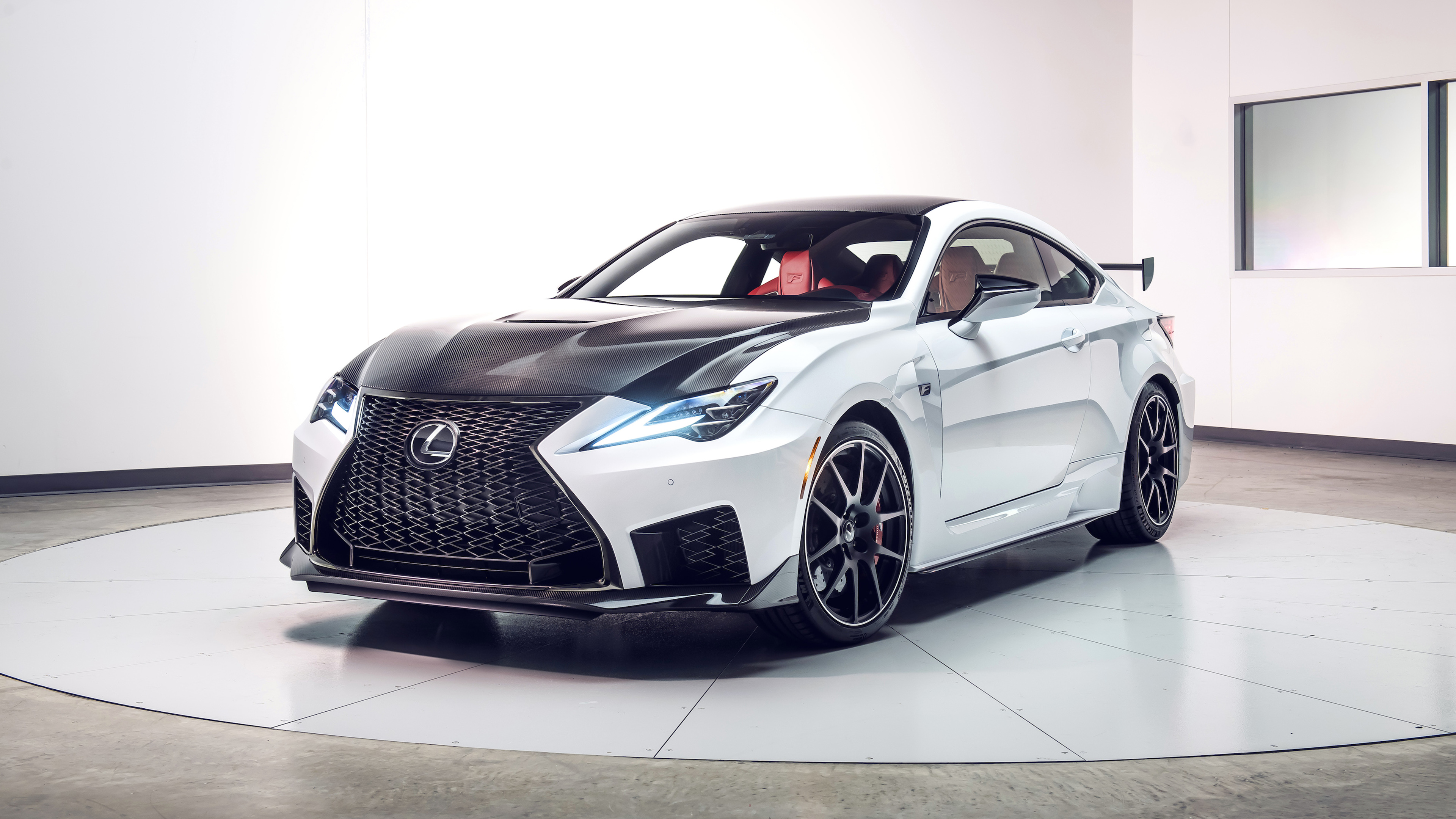 2020 Lexus Rc F Track Edition 4k Wallpaper Hd Car Wallpapers Id 11902