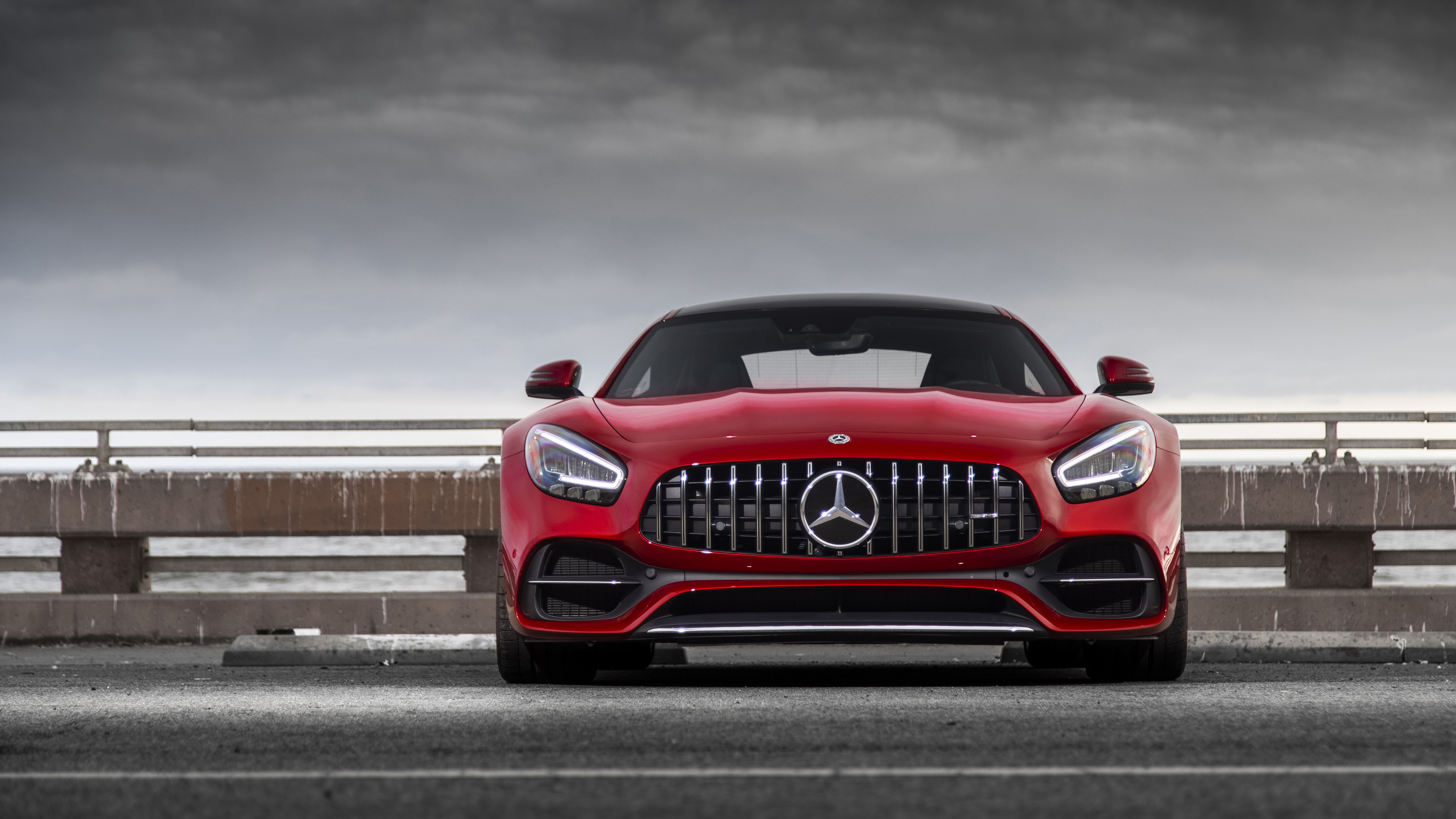 2020 Mercedes-AMG GT C 2019 4K